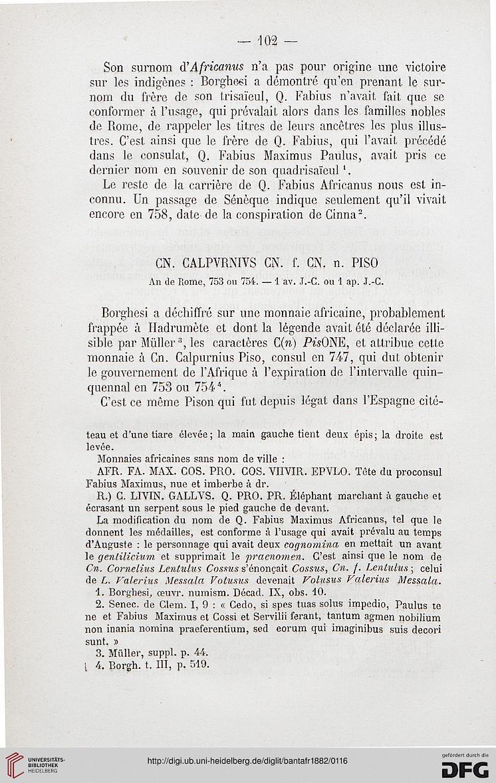 Bulletin Trimestriel Des Antiquites Africaines 1 1882