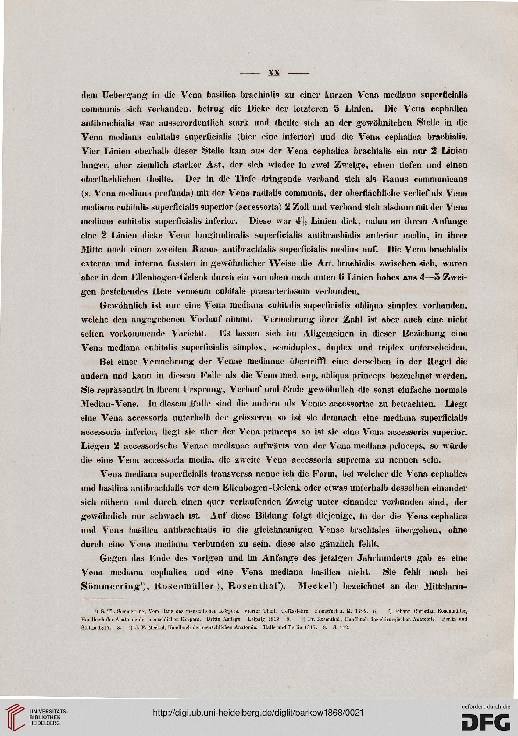 Barkow, Hans Karl Leopold; Schleinitz, Hans Eduard ¬von¬ [Gefeierte ...