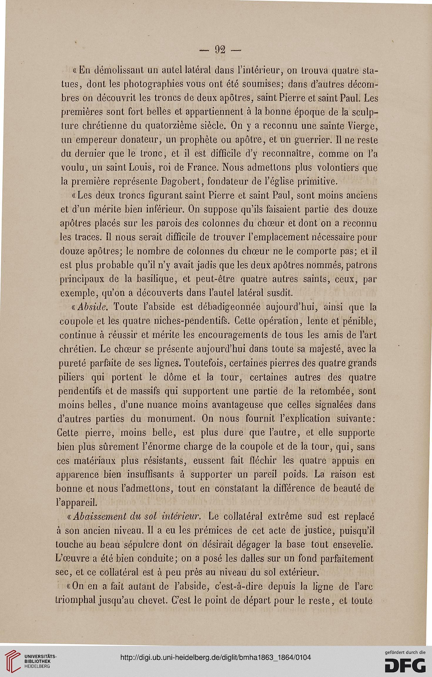 Bulletin de la Société pour la Conservation des Monuments ...