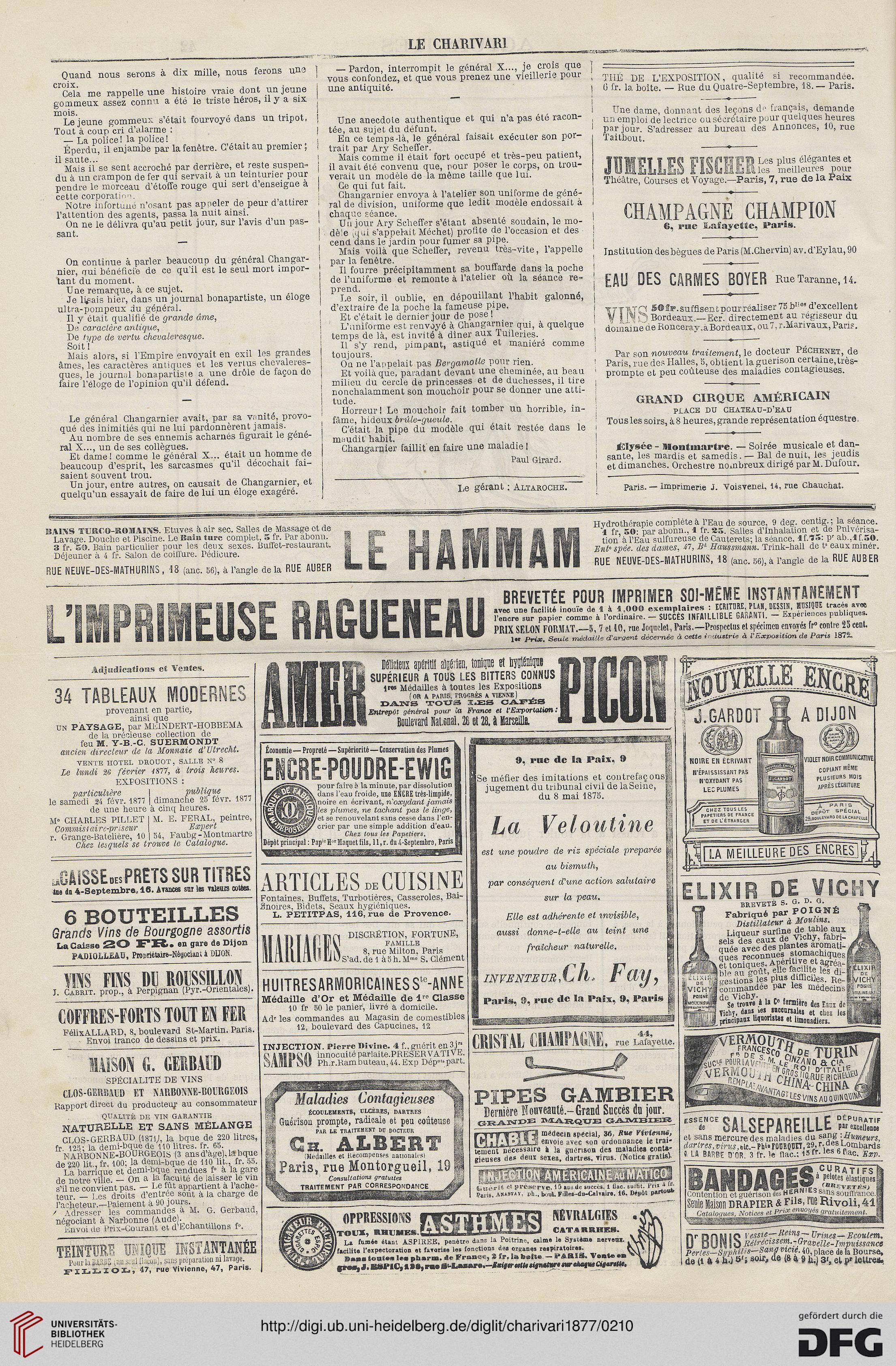 Le charivari (46.1877)