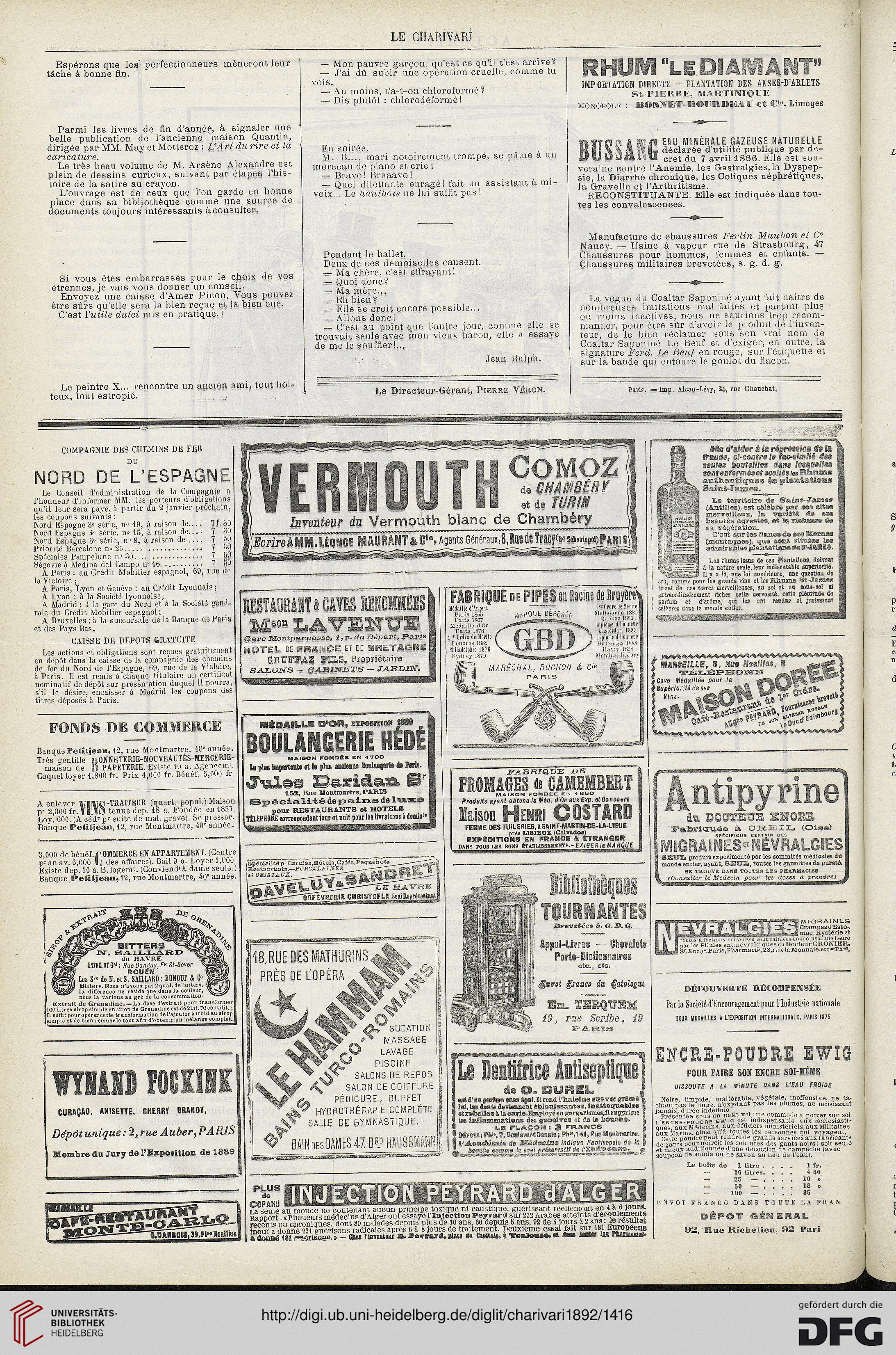 Le charivari (61.1892)