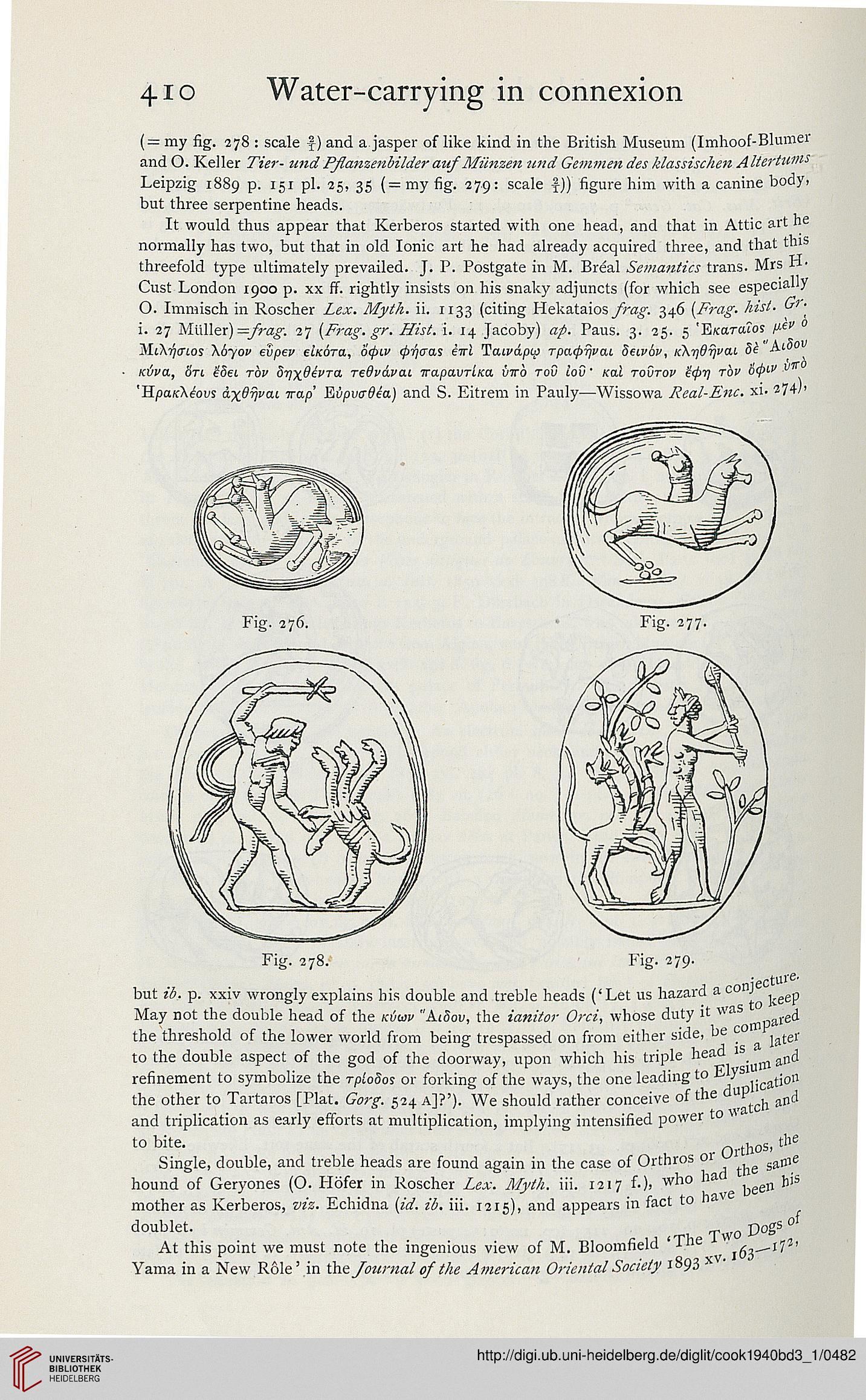 Cook Arthur B Zeus a study in ancient religion Band 3 1 Zeus