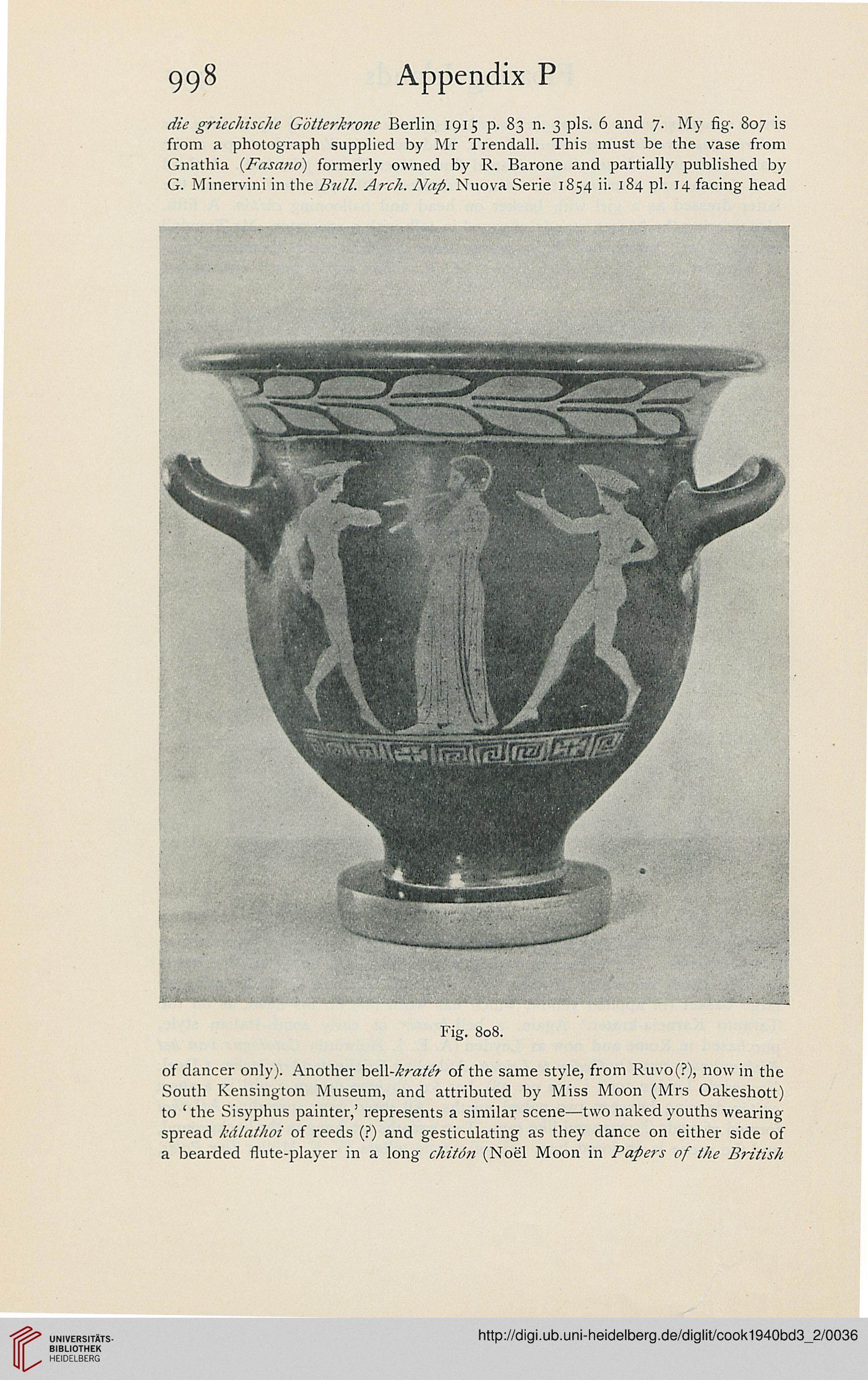 Cook, Arthur B : Zeus: a study in ancient religion (Band 3,2): Zeus