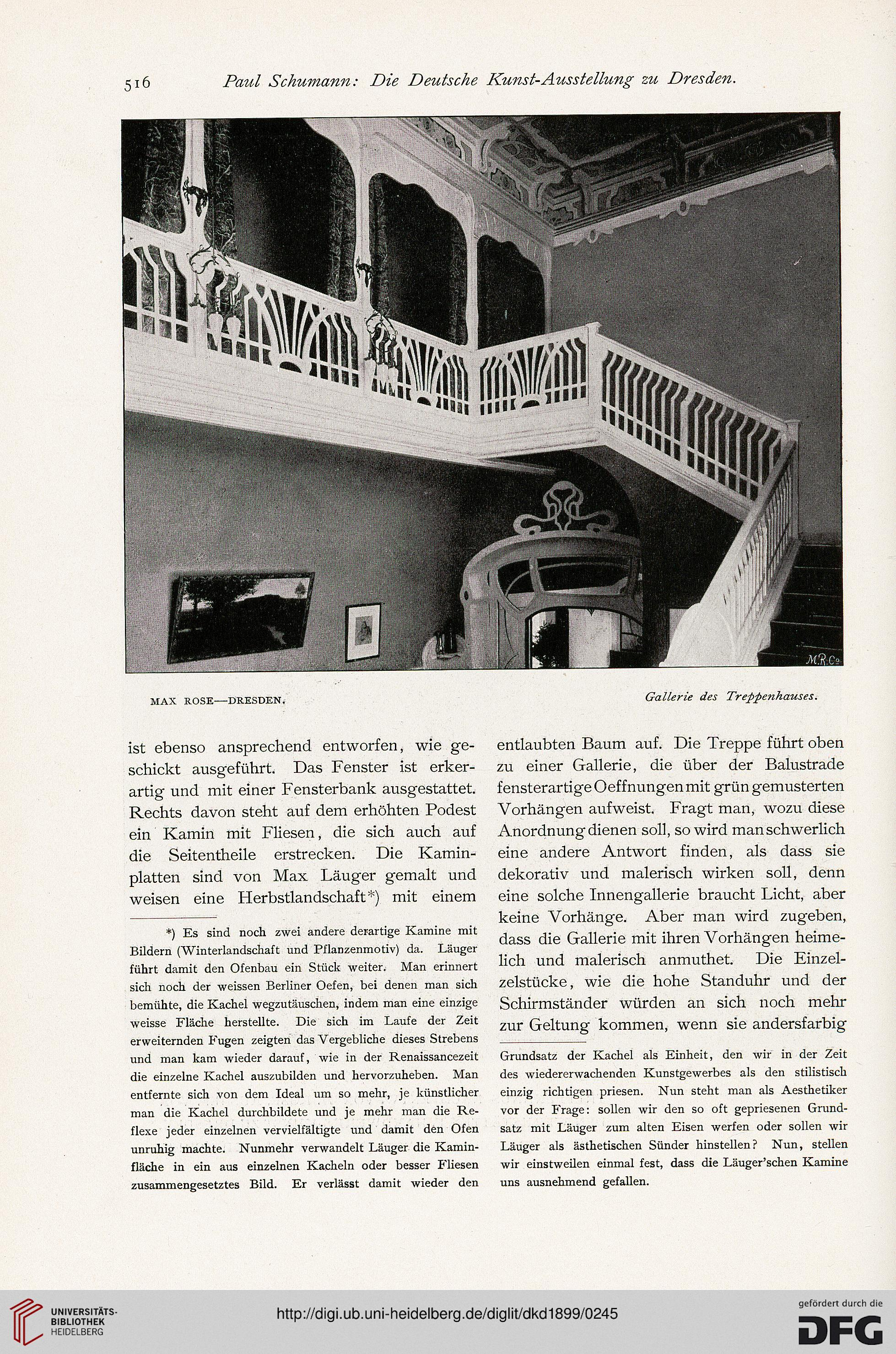 deutsche kunst und dekoration illustr monatshefte f r. Black Bedroom Furniture Sets. Home Design Ideas