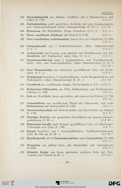 Dorotheum <Wien> [Hrsg.]: Freiwillige Versteigerung einer ...