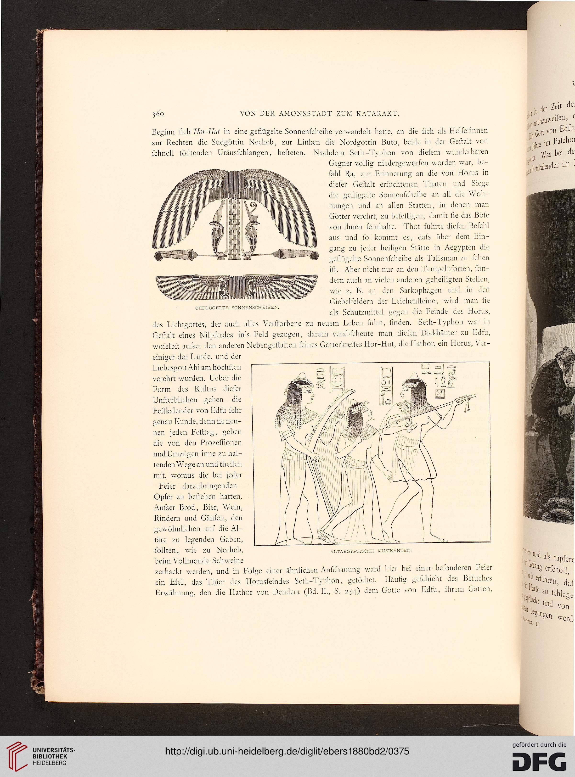 Ebers, Georg: Ägypten in Bild und Wort: dargestellt von unseren ...
