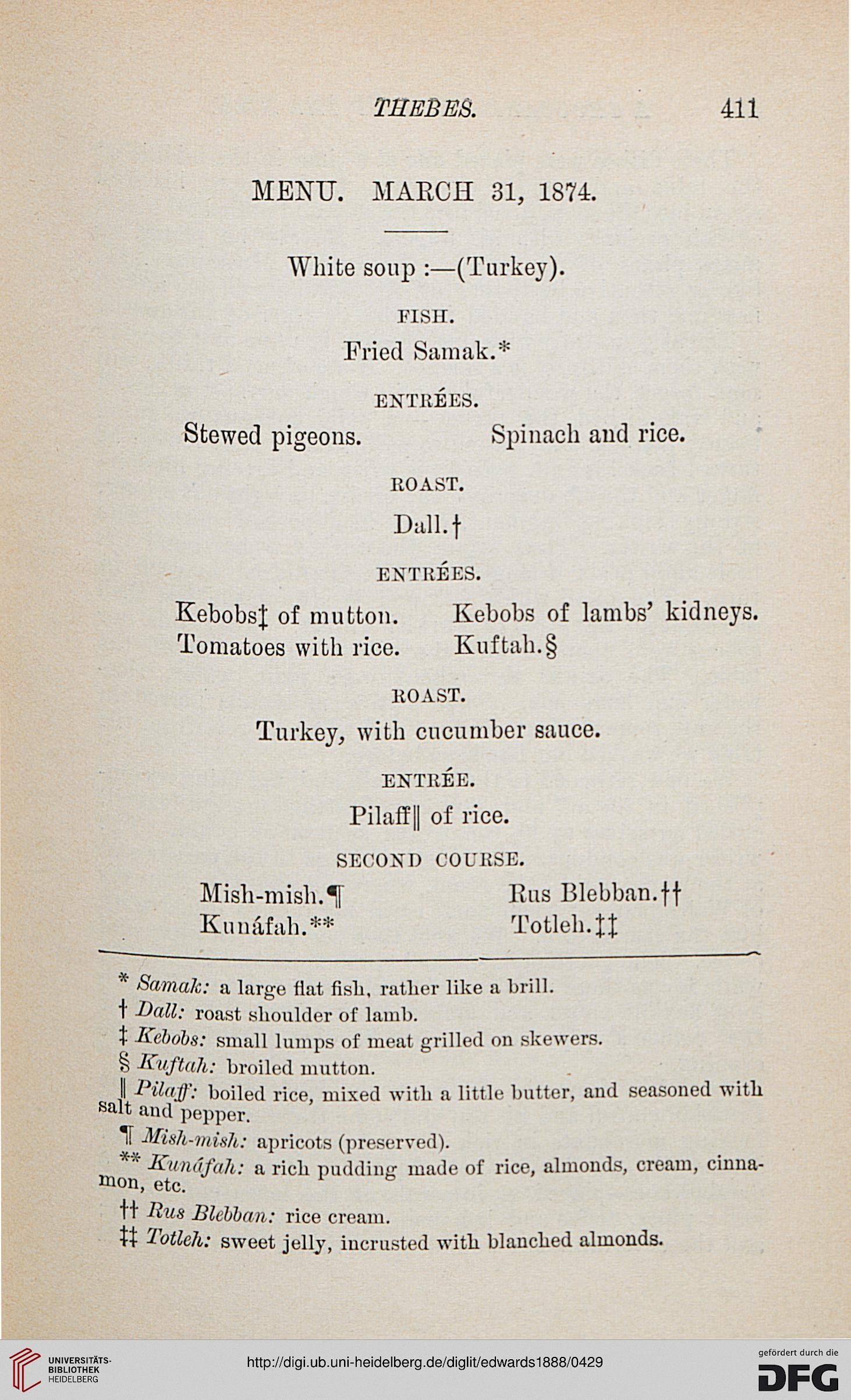 Edwards Amelia B A thousand miles up the Nile New York [1888]
