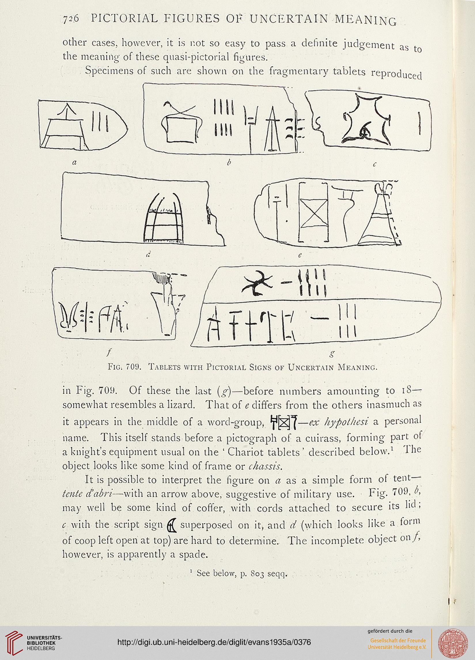 Evans, Arthur J : The Palace of Minos: a comparative account of the
