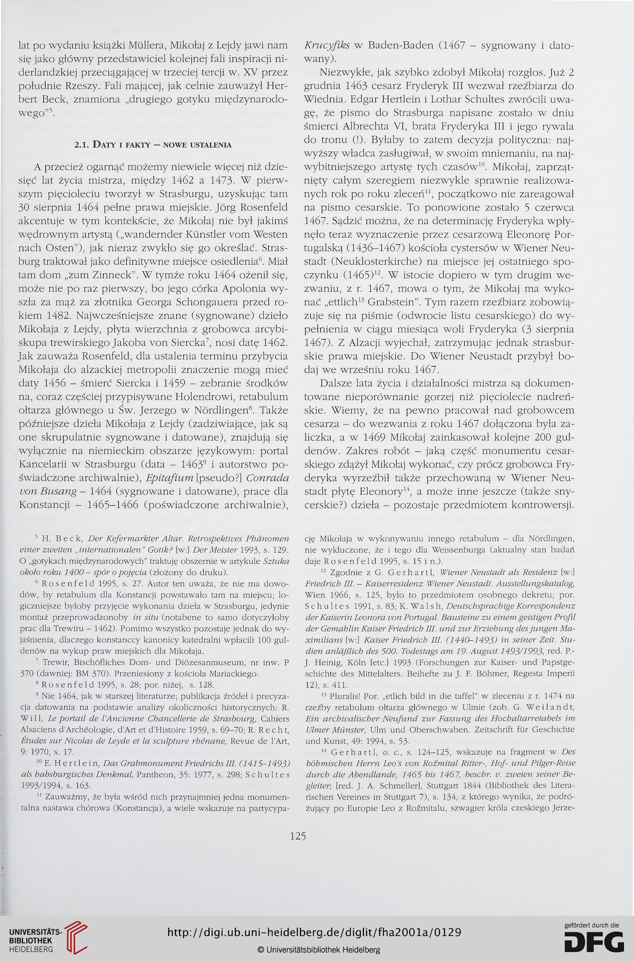Polska Akademia Umiejetności Krakau Komisja Historii Sztuki