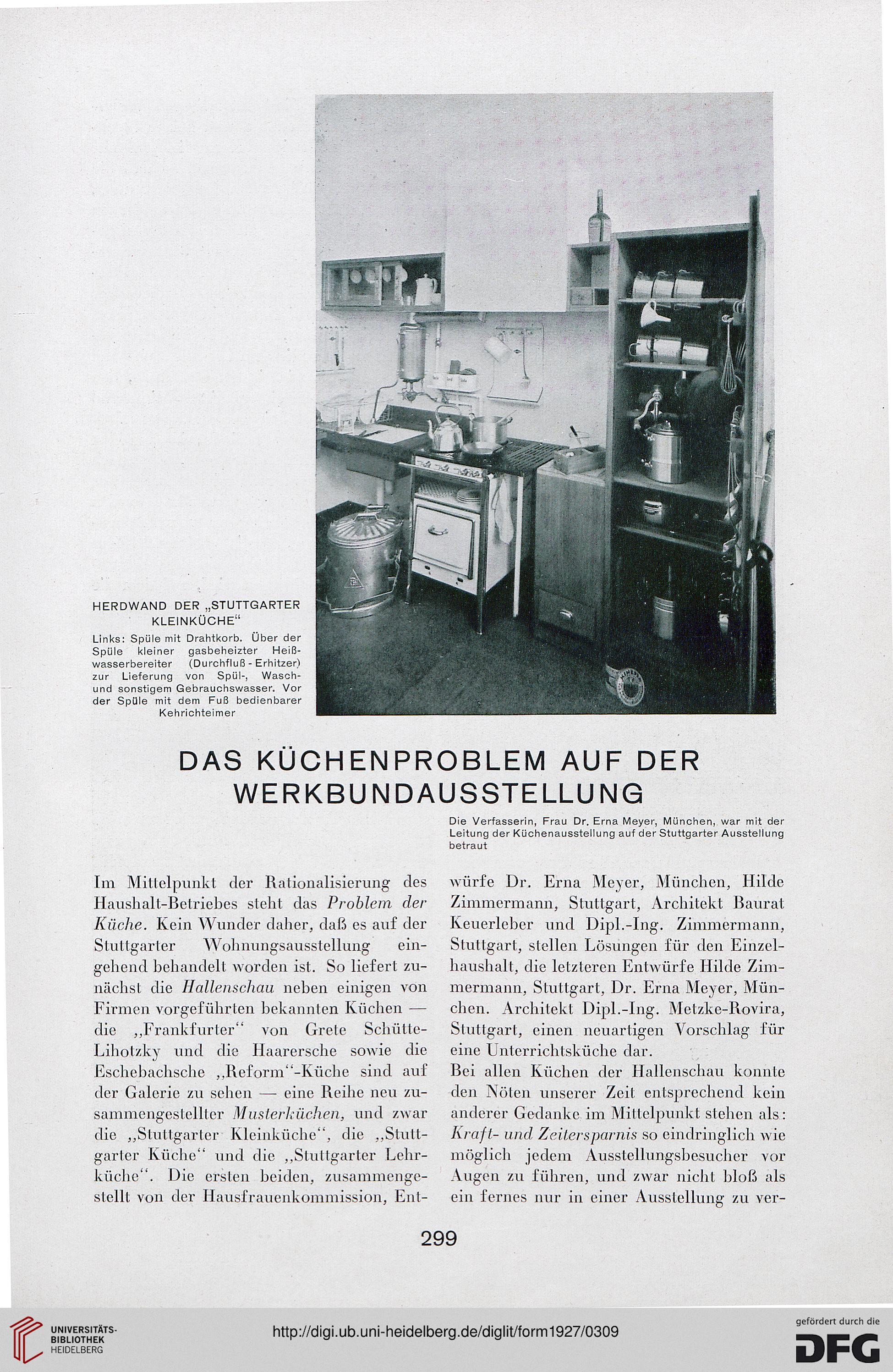 Munchner kuche erna meyer for Die kuche chemnitz