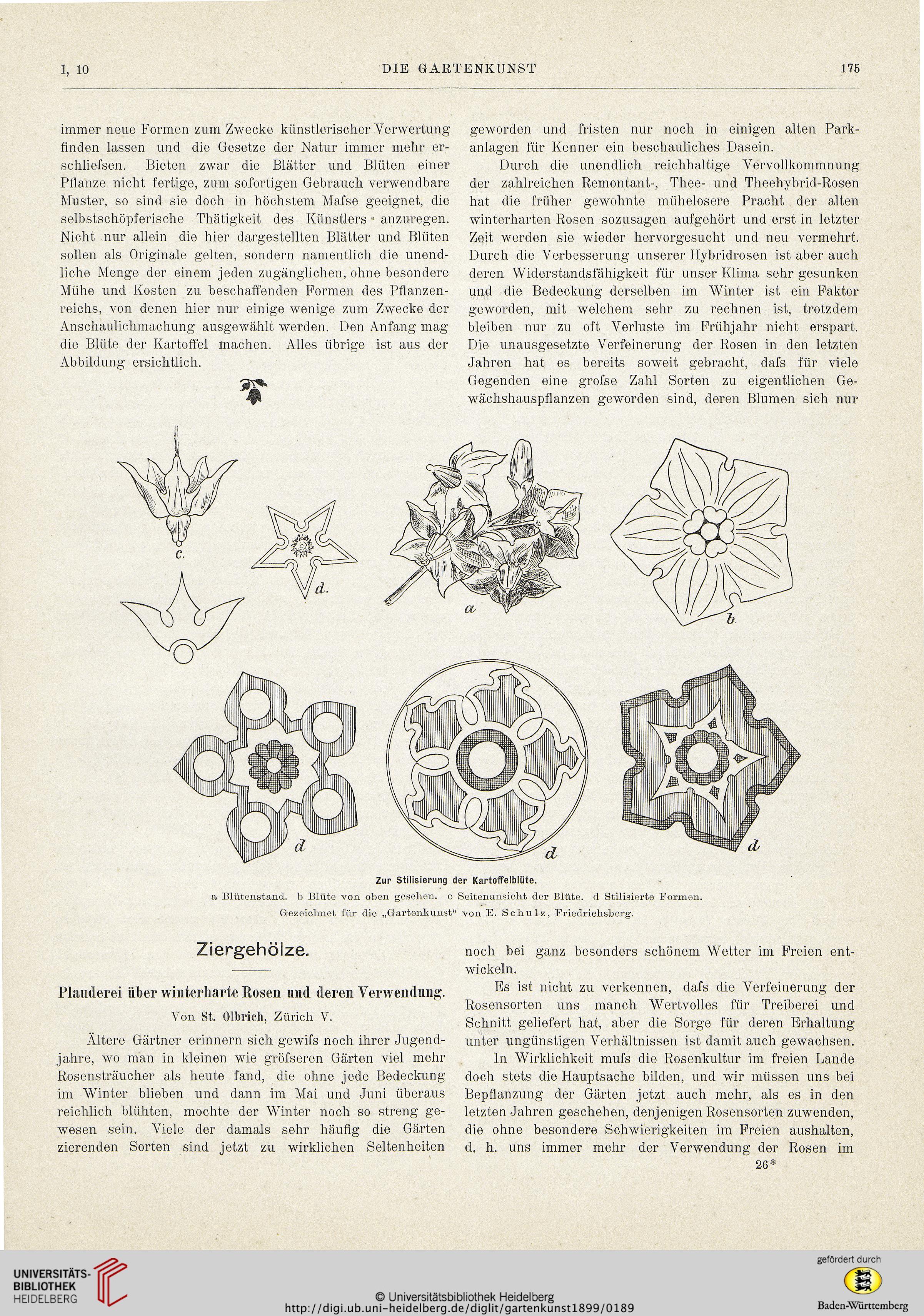 Die Gartenkunst (1.1899)