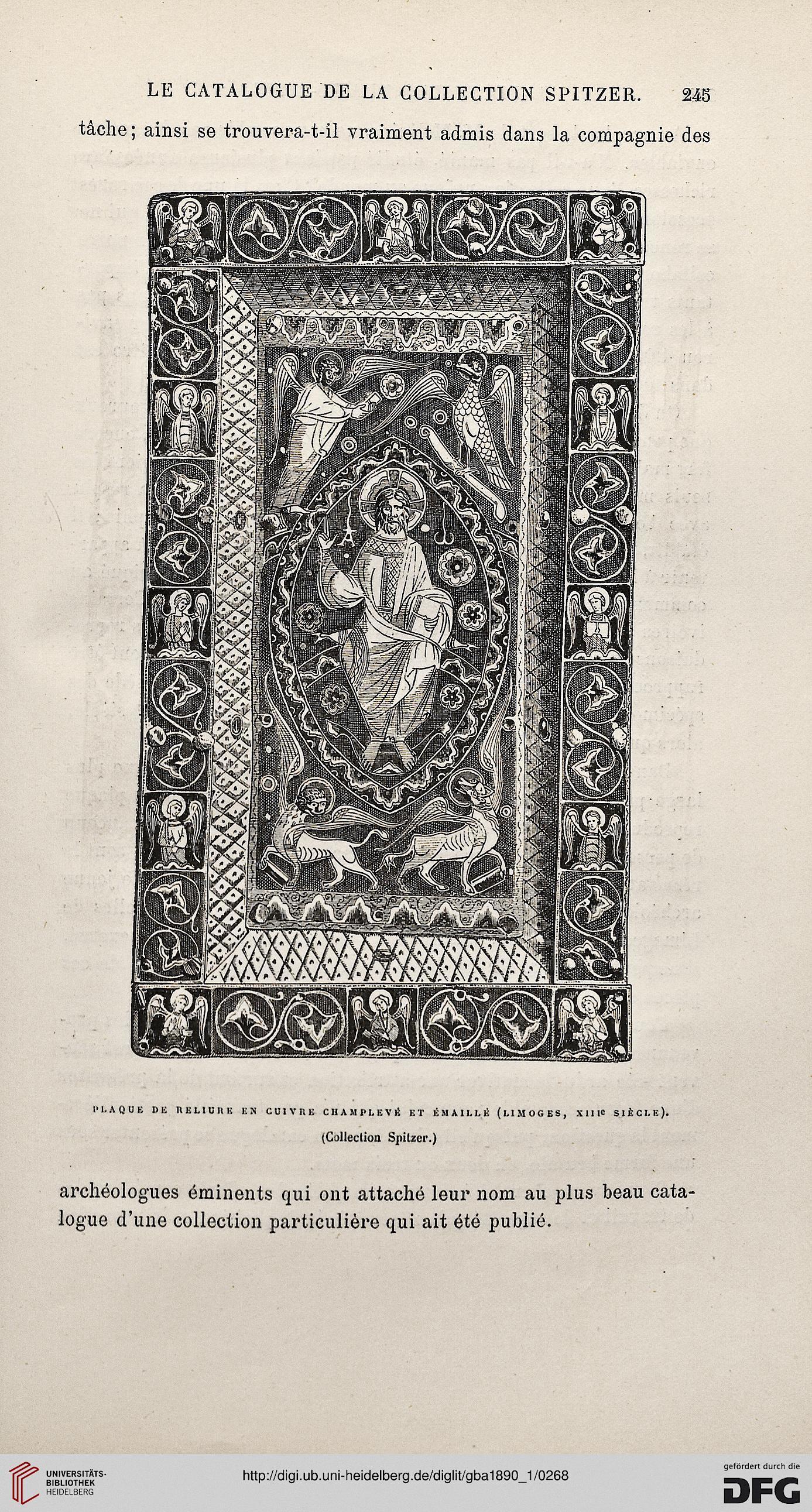Gazette des beaux-arts: la doyenne des revues d\'art (3. Pér. 3.1890)