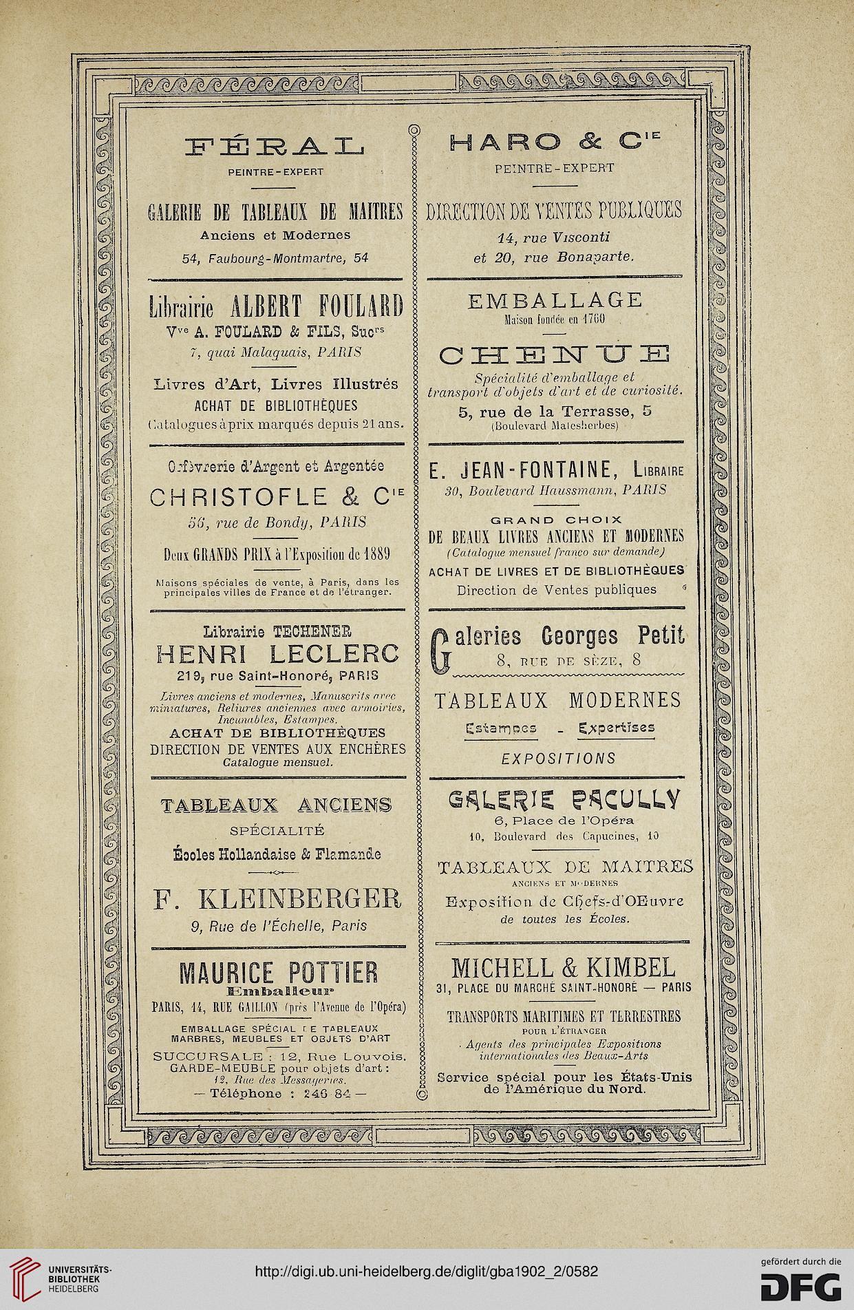 Gazette des beaux-arts: la doyenne des revues d\'art (3. Pér ...