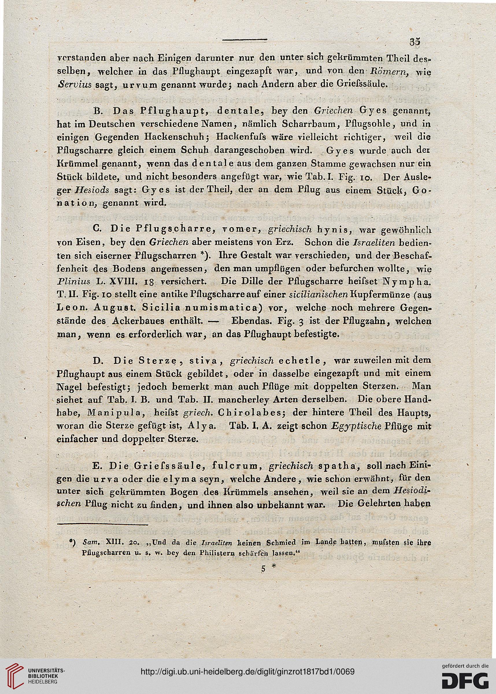 Ginzrot Johann Christian Die Wagen Und Fahrwerke Der Griechen Und