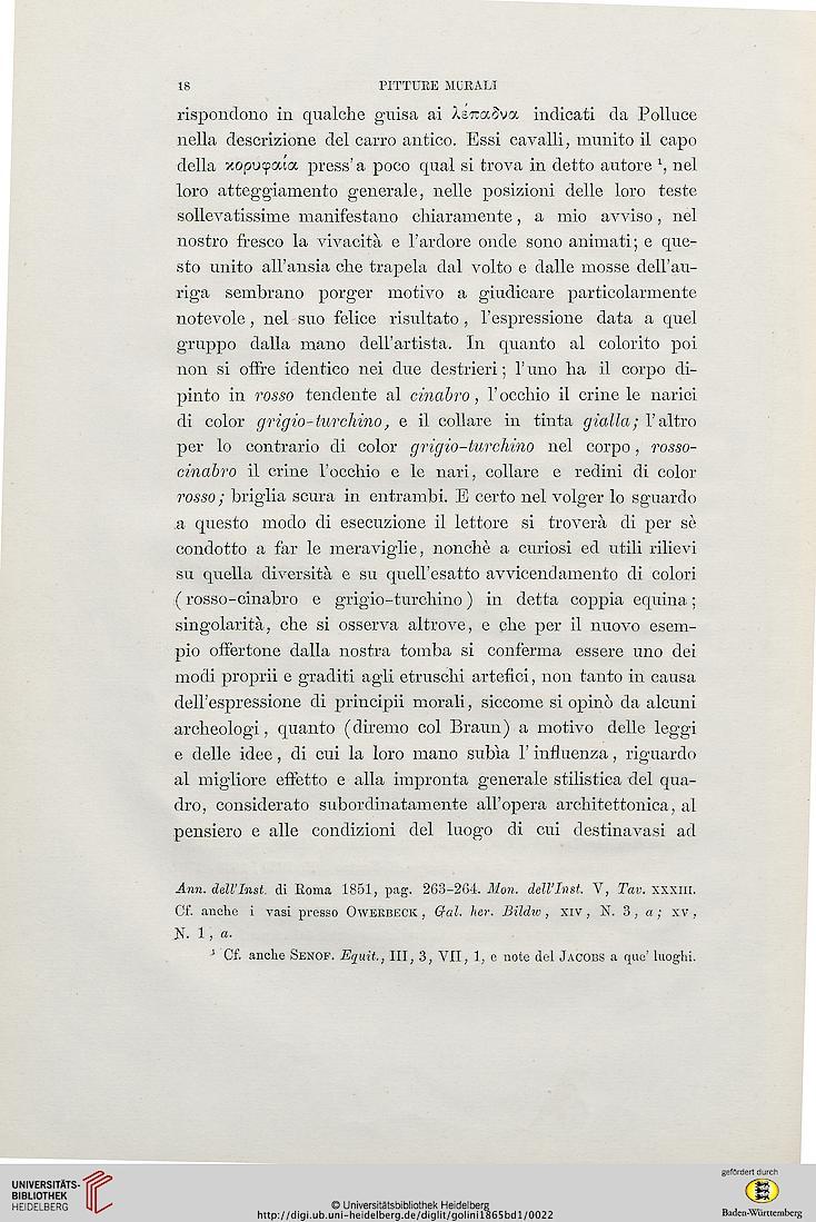 Golini, Domenico Hrsg.; Conestabile DellaStaffa ...