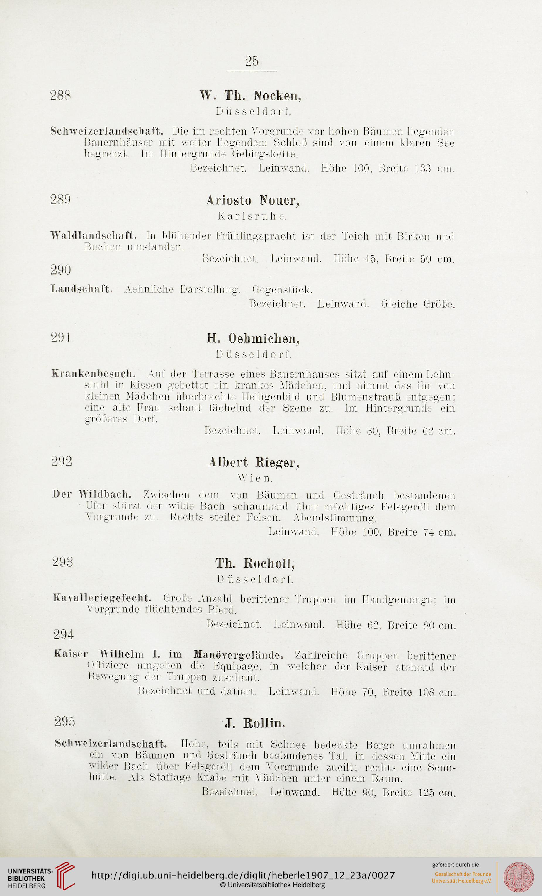 J. M. Heberle (H. Lempertz\' Söhne) [Hrsg.]: Katalog: Gemälde älterer ...