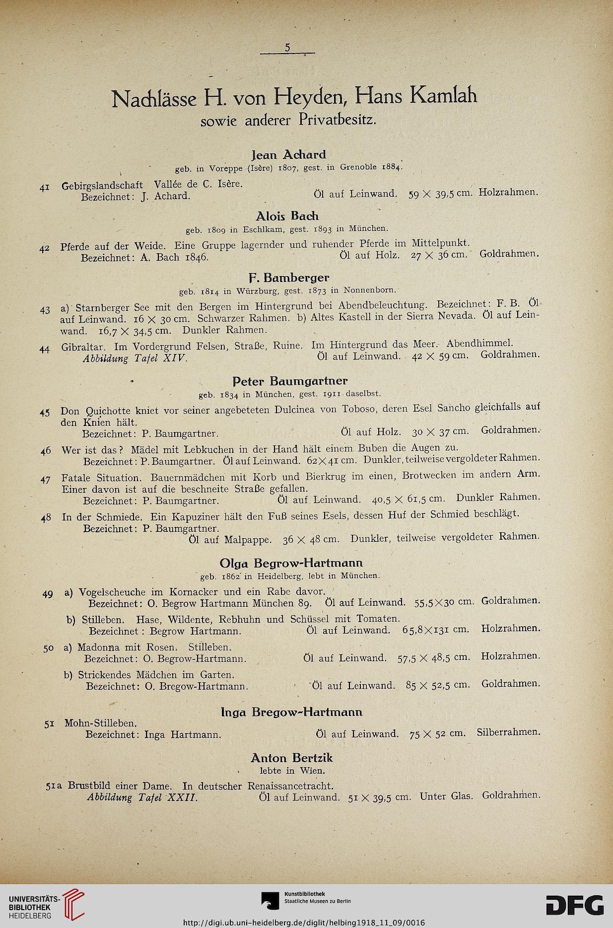 Fischer, Franz [Hrsg.]; Heyden, Hubert [Hrsg.]; Kamlah, Hans [Hrsg ...