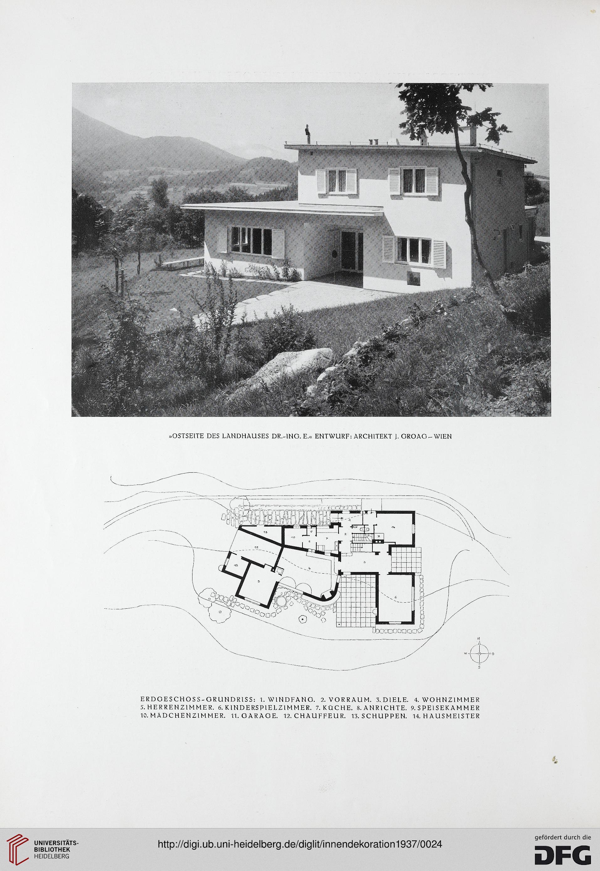 Innendekoration: mein Heim, mein Stolz ; die gesamte Wohnungskunst ...