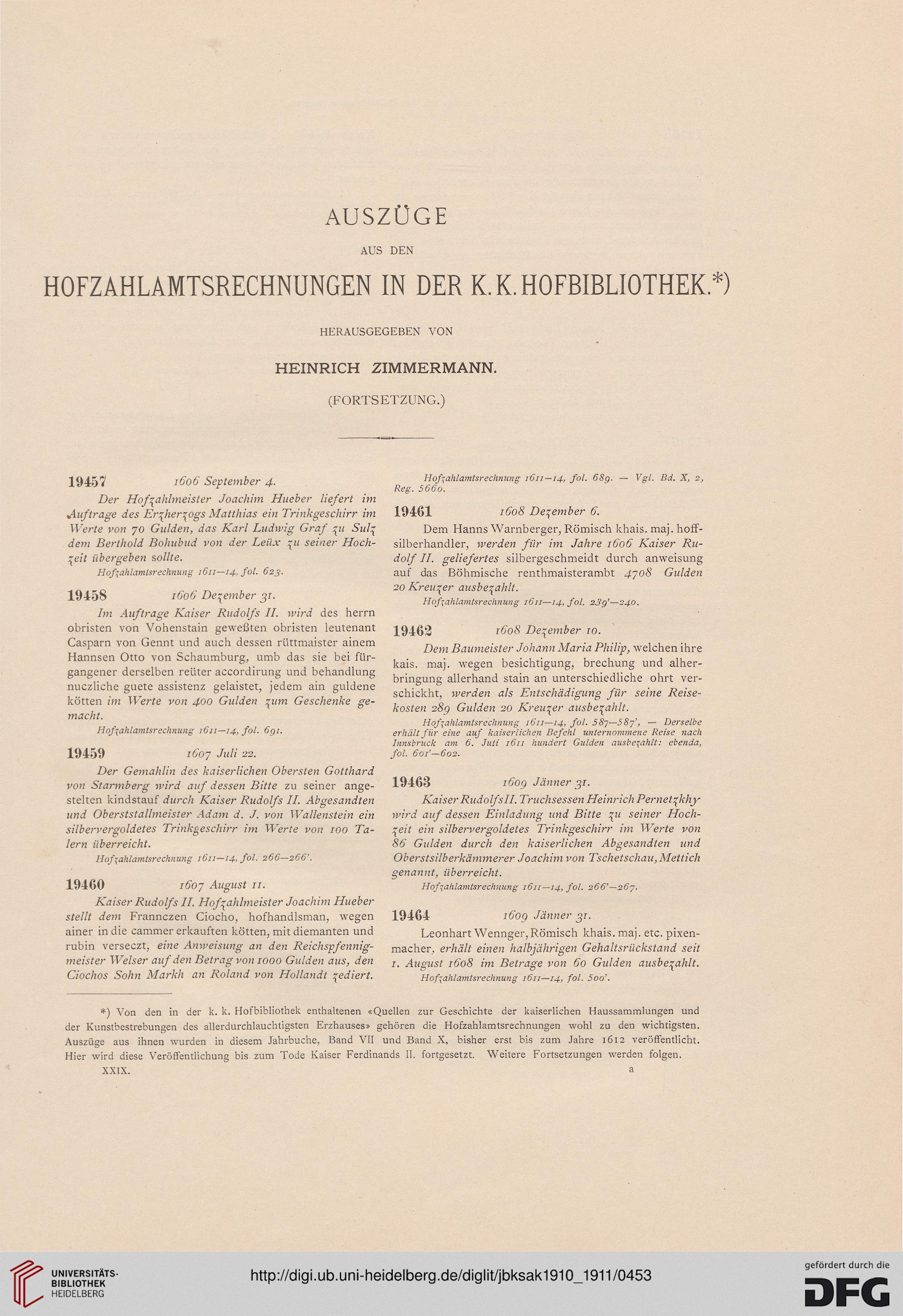 Kunsthistorische Sammlungen des Allerhöchsten Kaiserhauses <Wien ...