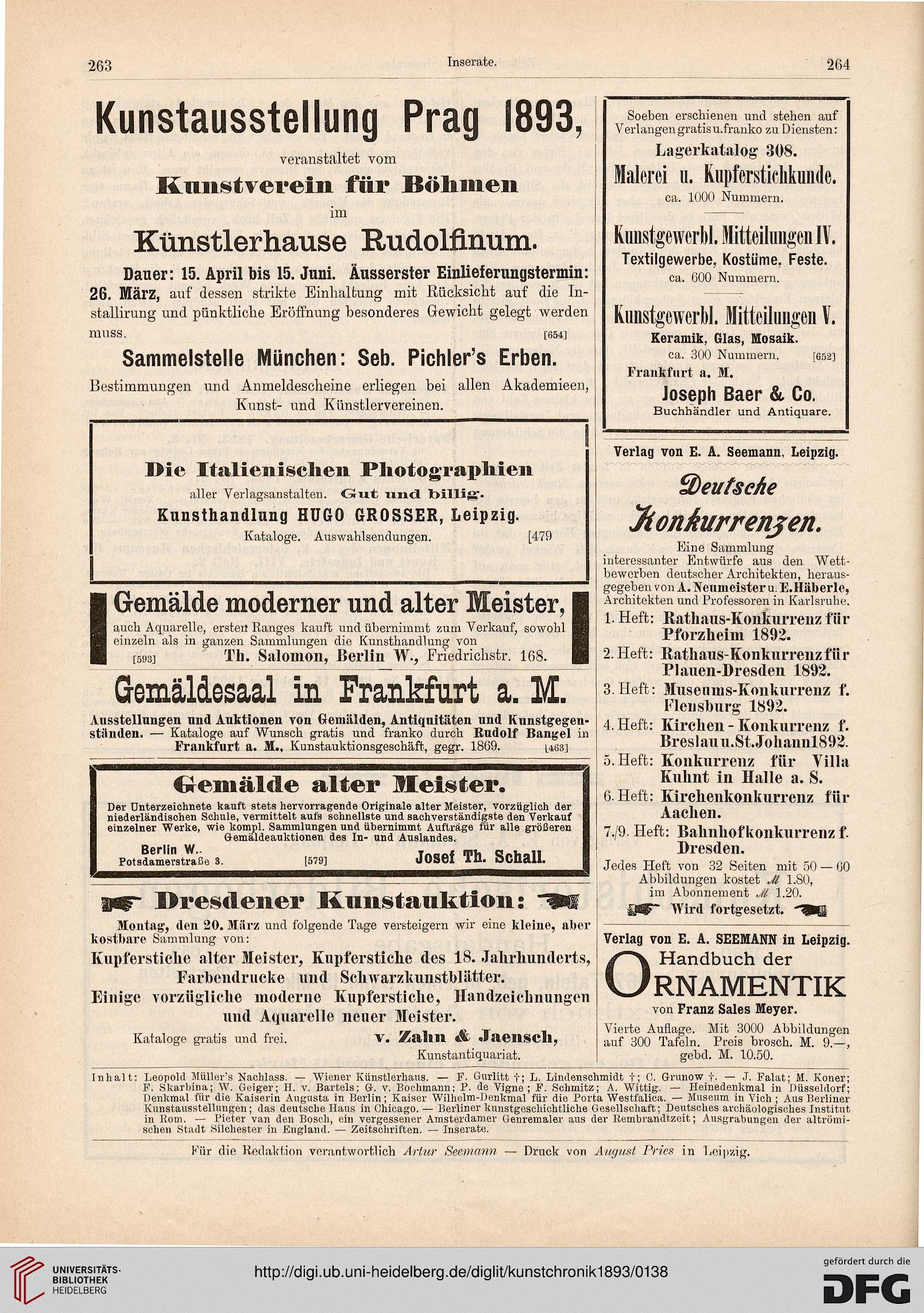 Heidelberger Historische Bestände U2013 Digital   Uni Heidelberg