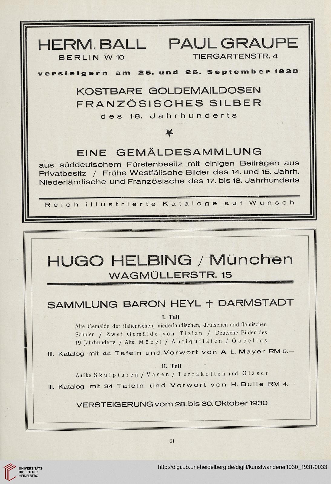 Universitätsbibliothek Heidelberg Httpscreativecommonsorg