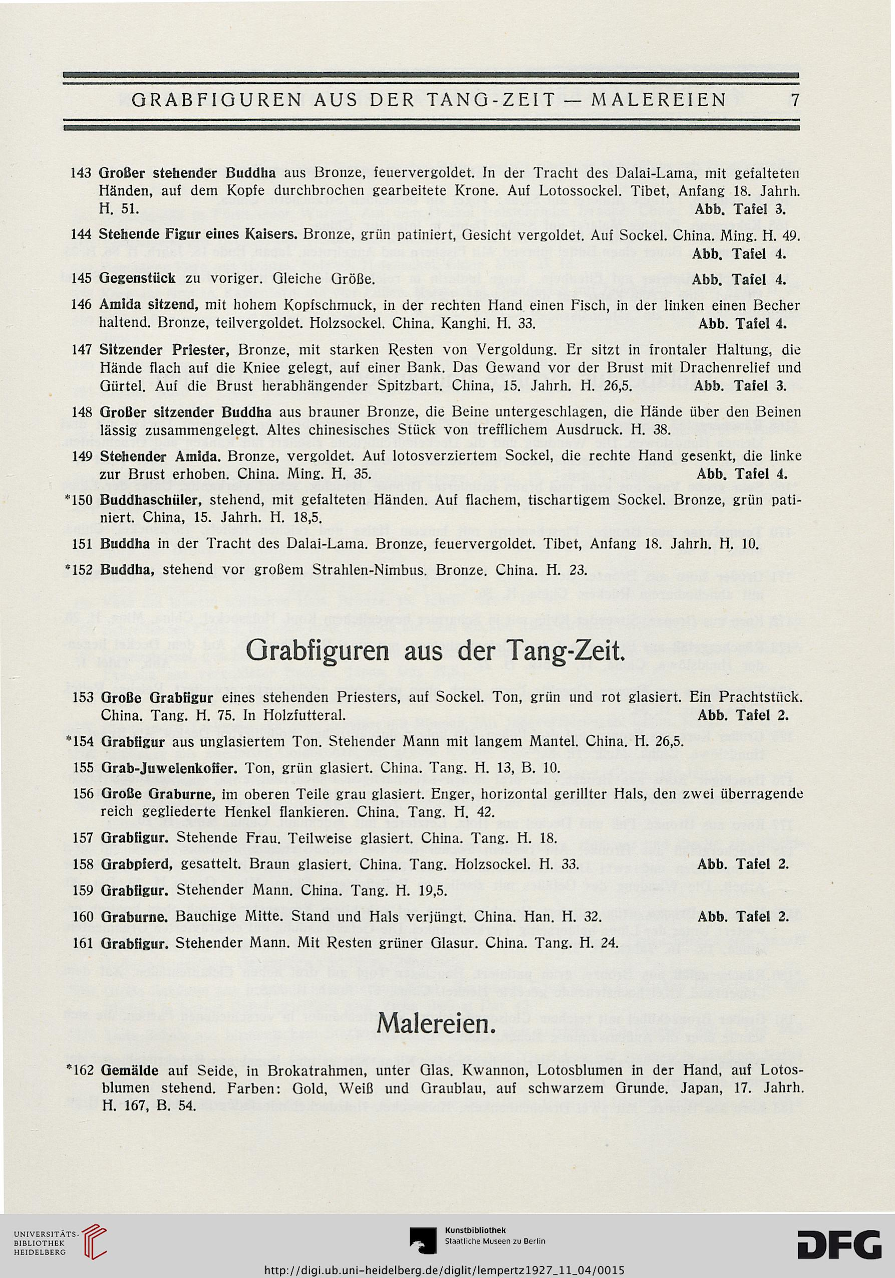 Kunsthaus Lempertz <Köln> [Hrsg.]: Ostasiatische Kunst: chinesische ...