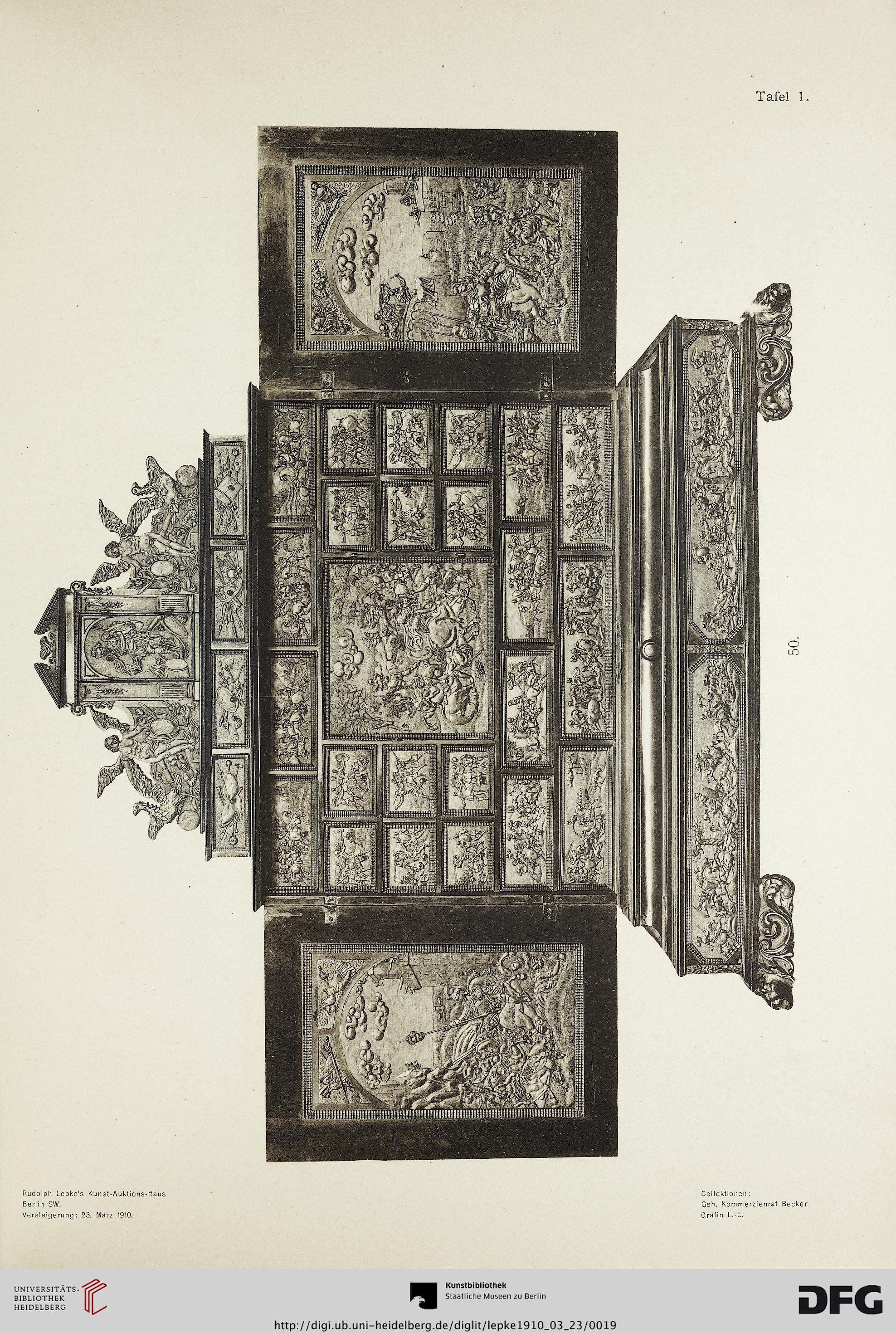 rudolph lepke 39 s kunst auctions haus hrsg. Black Bedroom Furniture Sets. Home Design Ideas