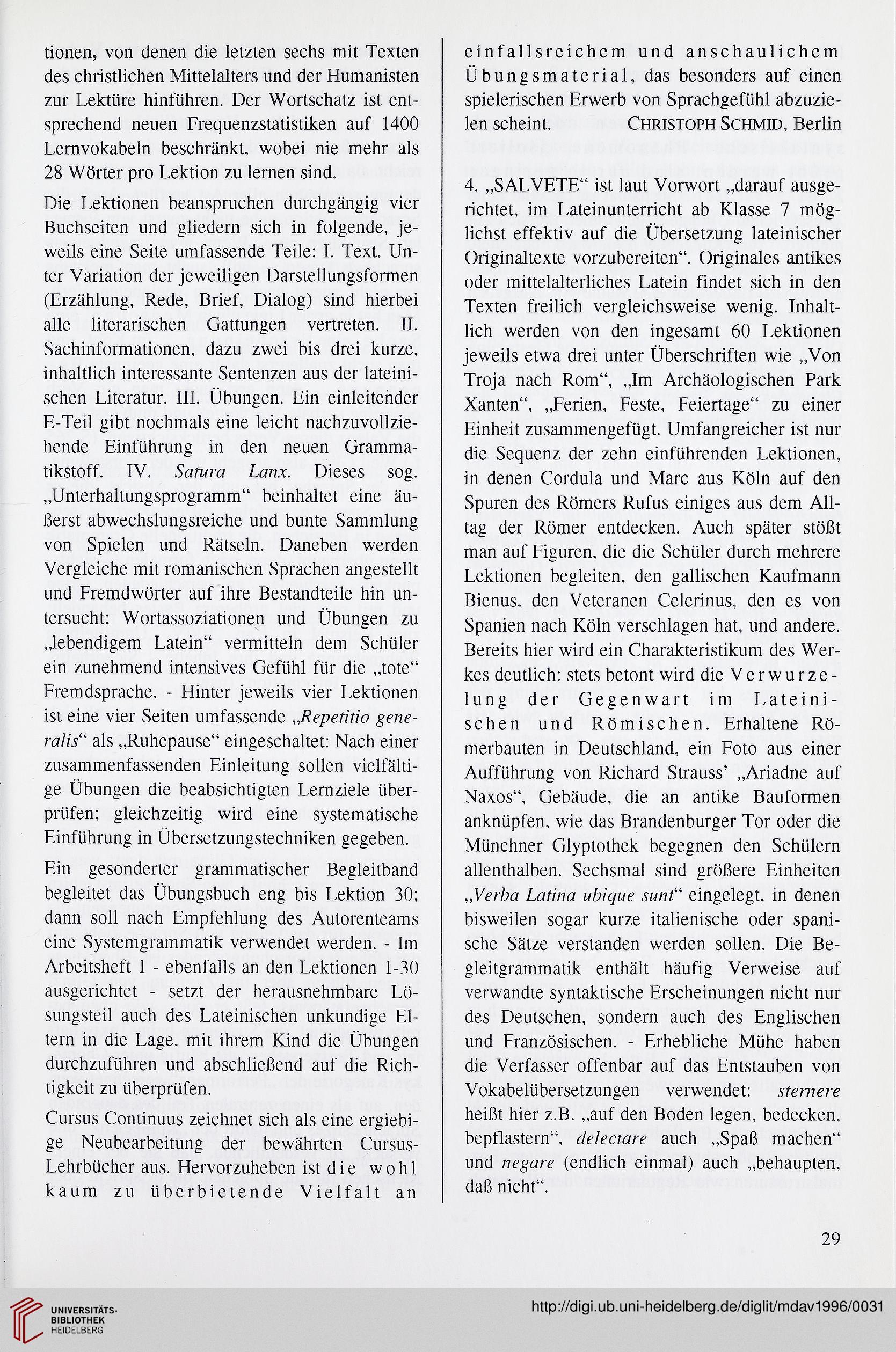 Deutscher Altphilologenverband Hrsg Mitteilungsblatt Des