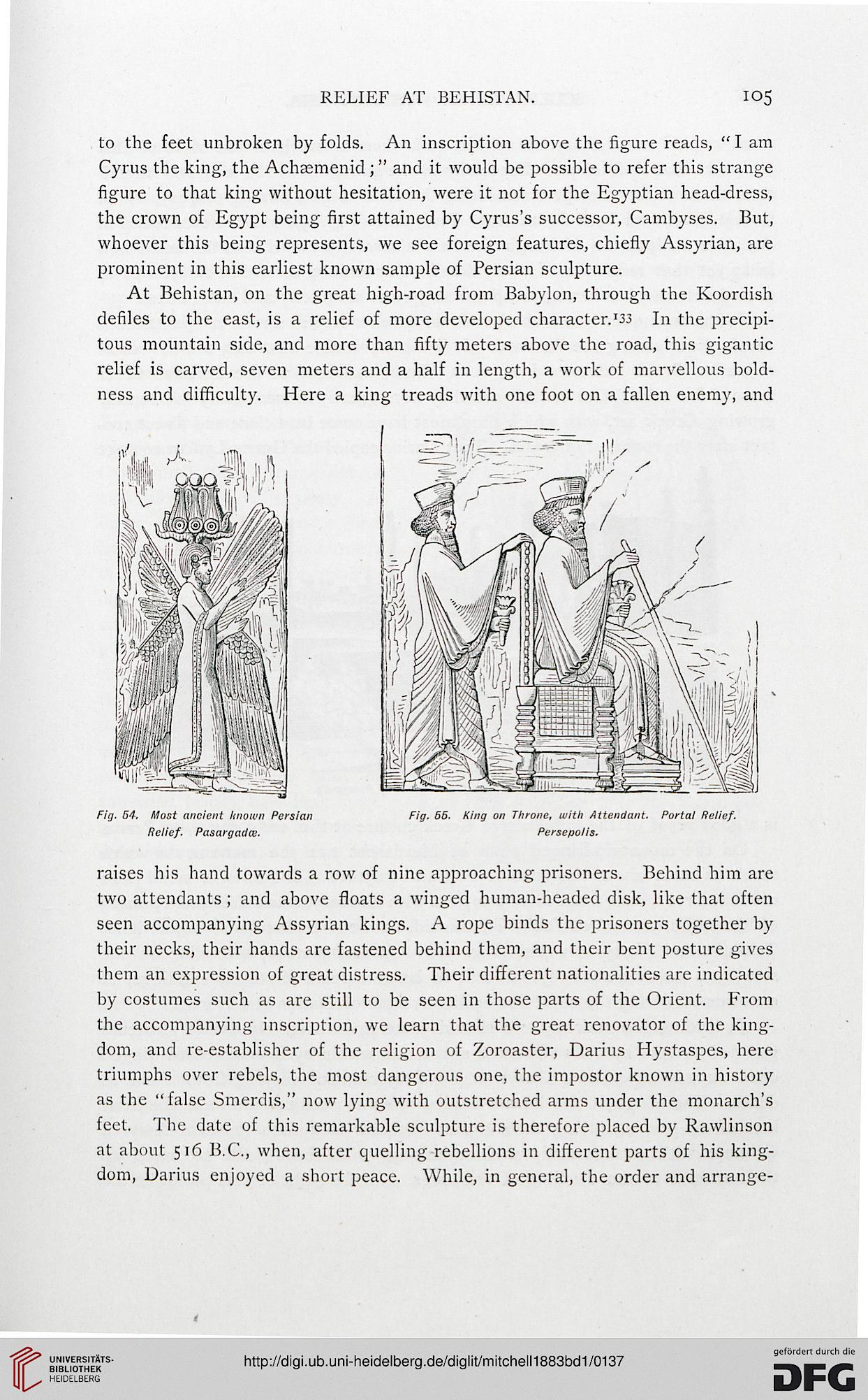 Mitchell, Lucy M : A history of ancient sculpture (New York, 1883)