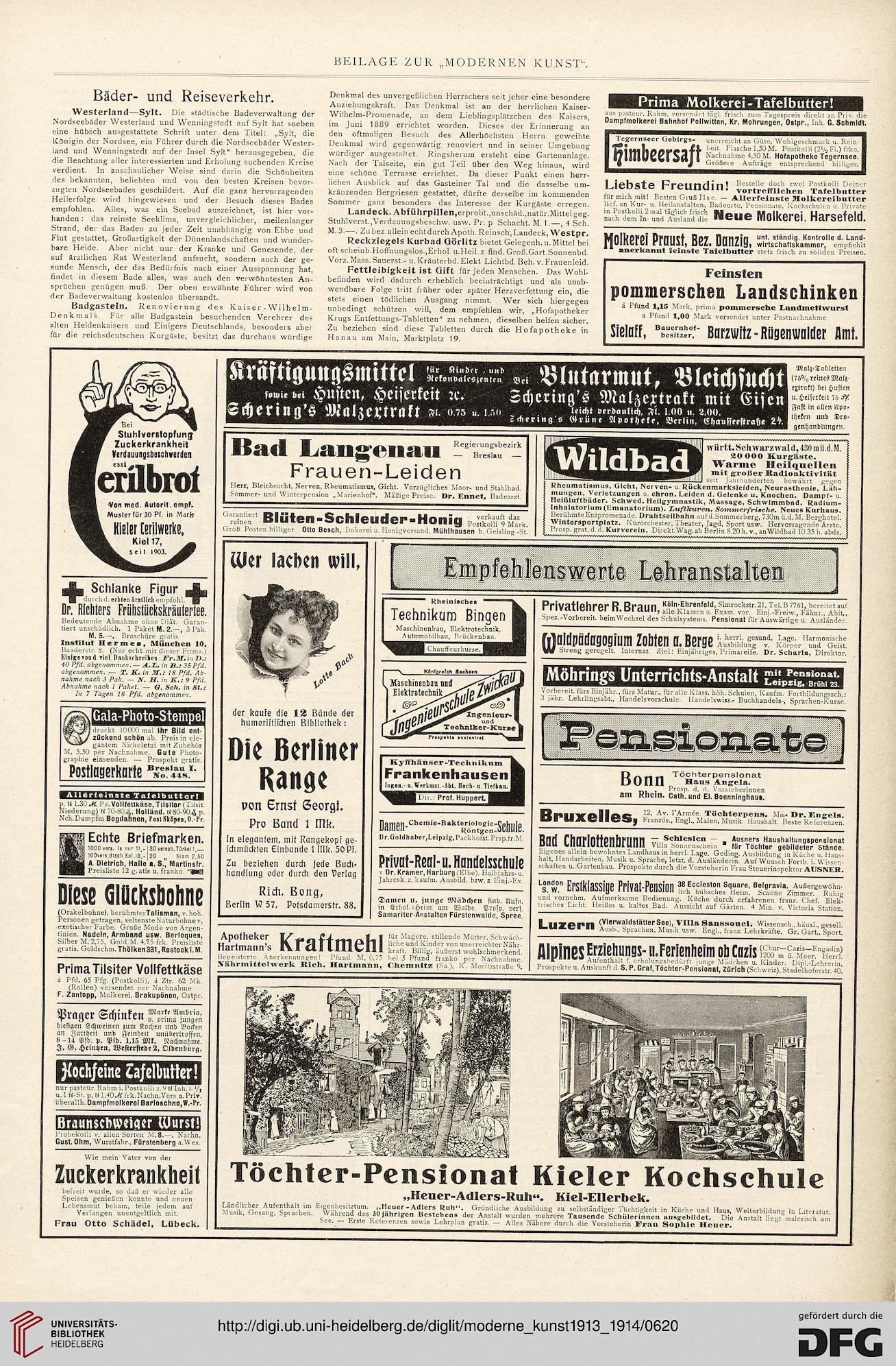 Moderne Kunst: illustrierte Zeitschrift (28.1913-1914)