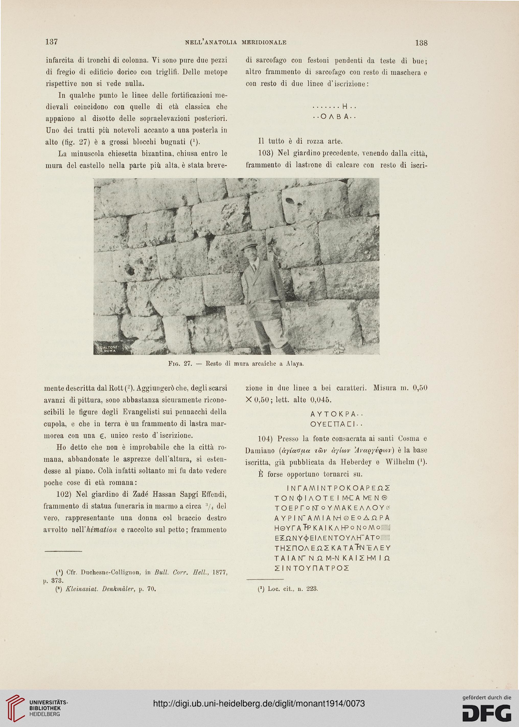 Accademia Nazionale Dei Lincei Rom Hrsg Monumenti Antichi 23 1914