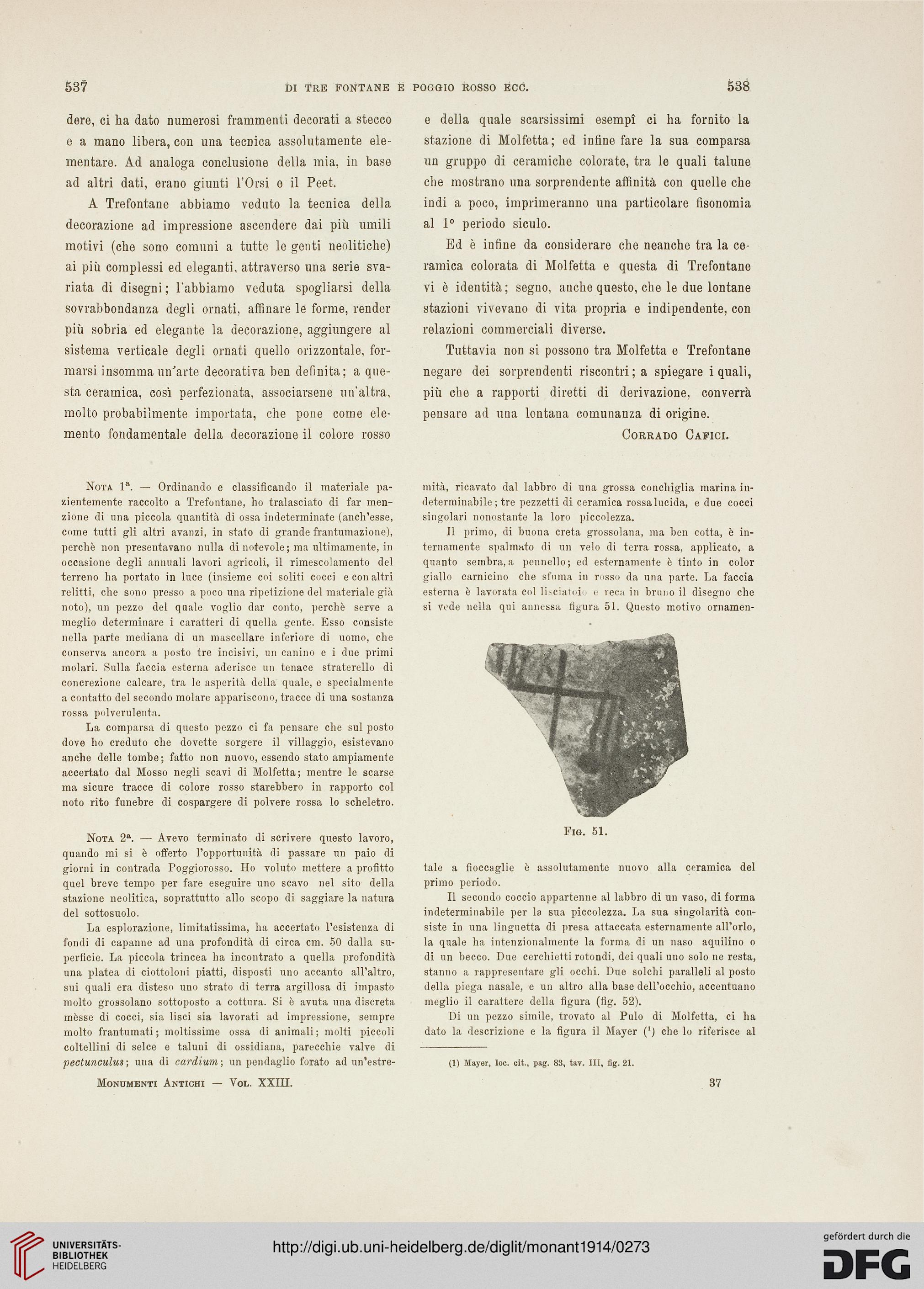 Accademia Nazionale dei Lincei <Rom> [Hrsg ]: Monumenti