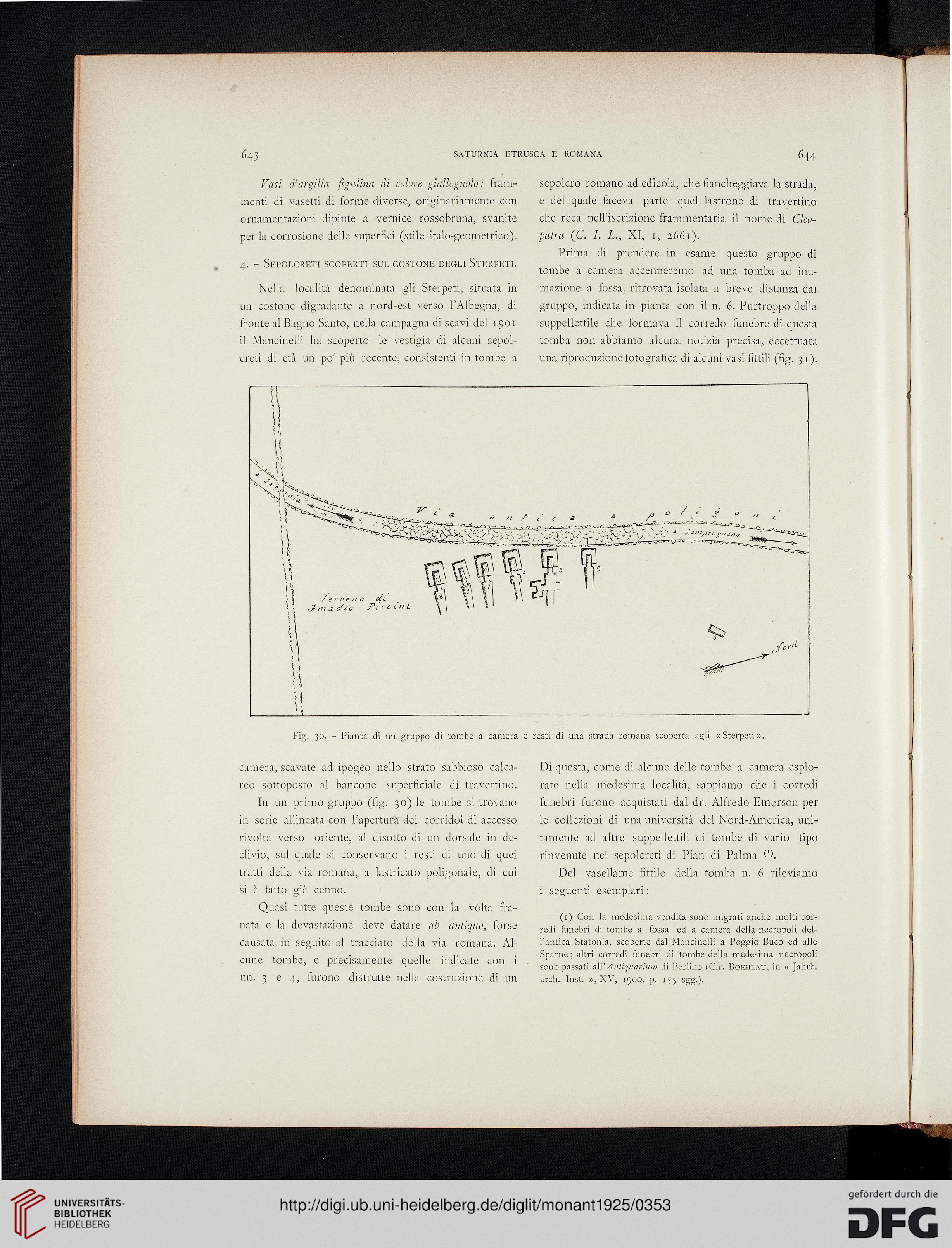 Accademia Nazionale dei Lincei  Rom   Hrsg.   Monumenti antichi ... b7813fcb4b8e