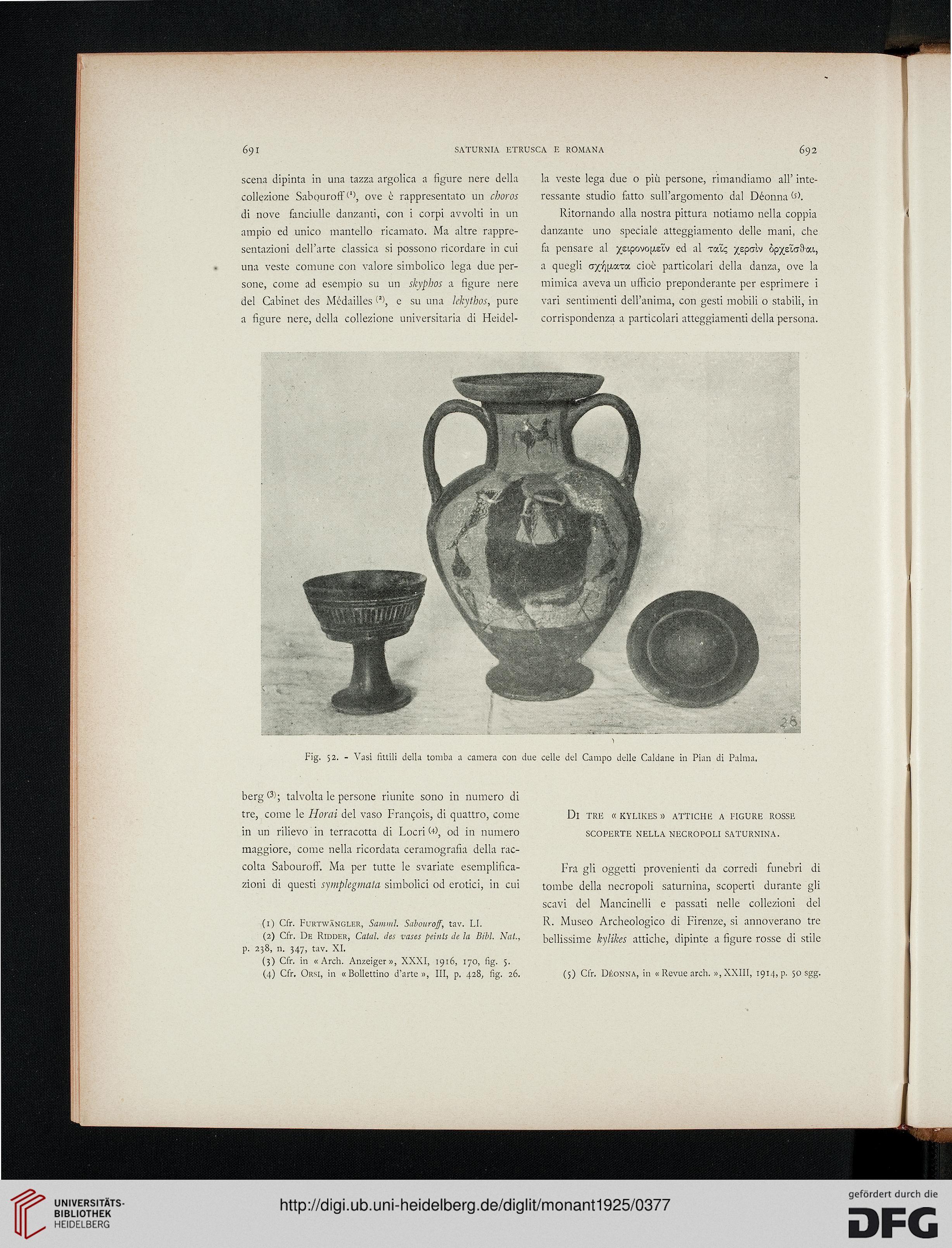 Accademia Nazionale dei Lincei Rom [Hrsg ] Monumenti antichi