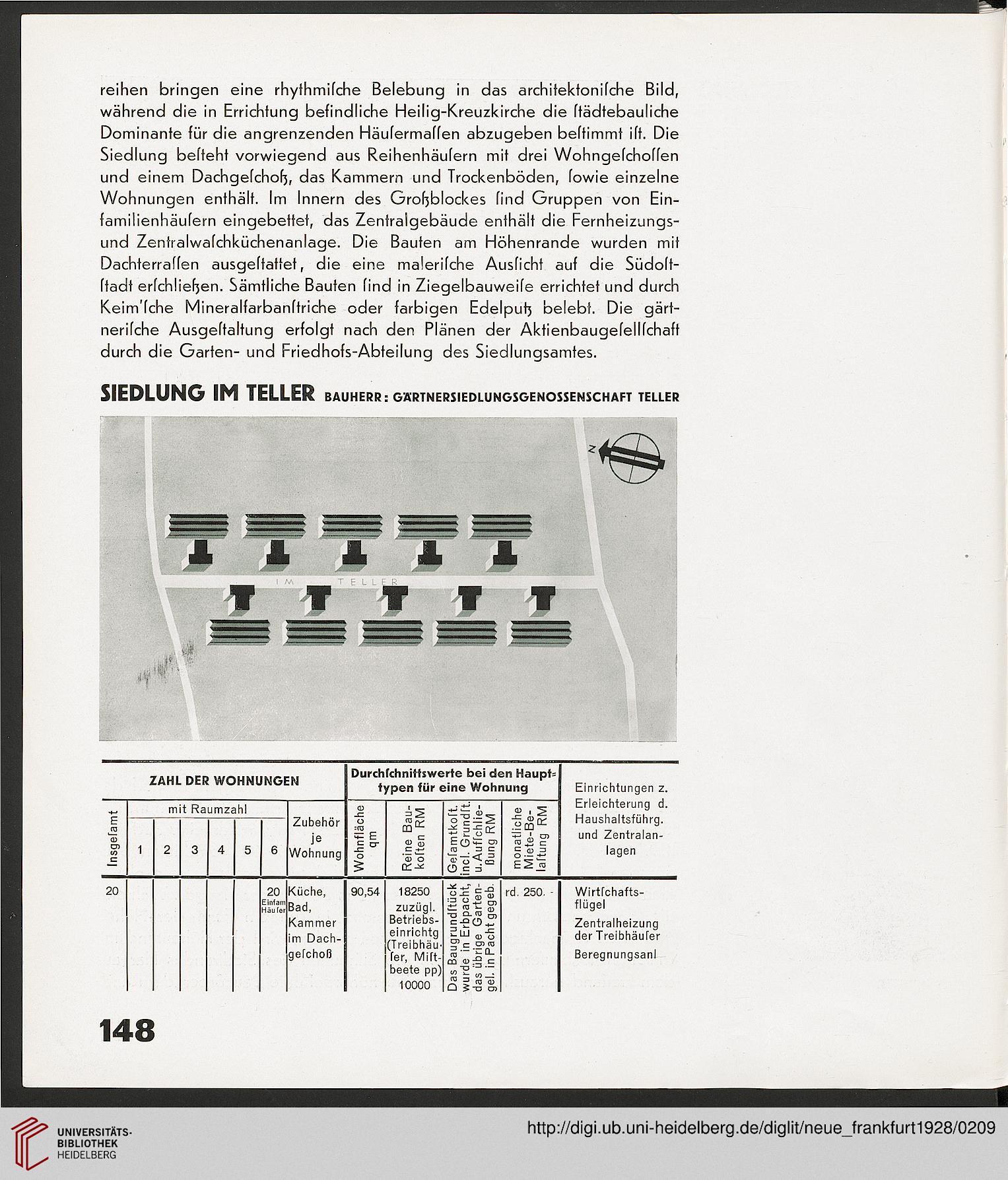 Das neue Frankfurt: internationale Monatsschrift für die Probleme ...