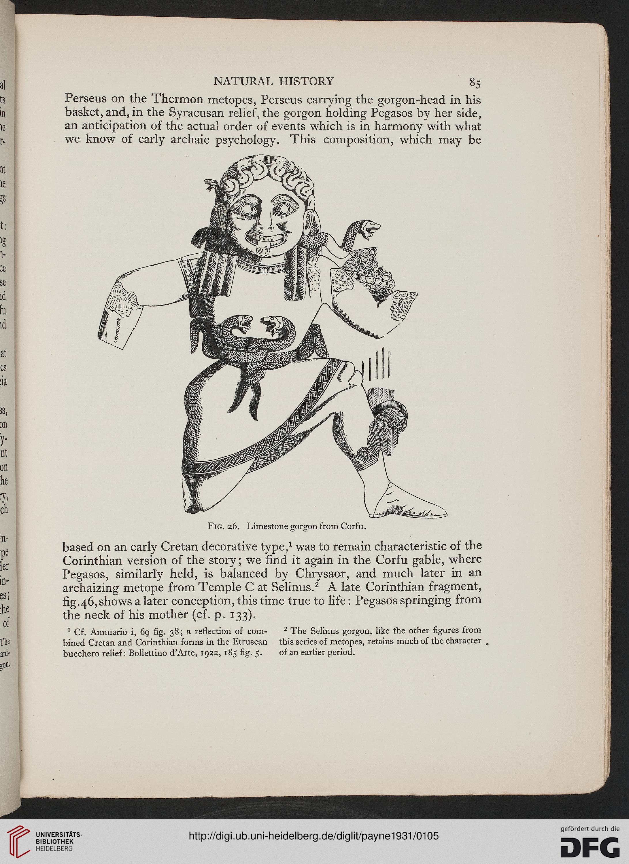 Payne, Humfry: Necrocorinthia: a study of Corinthian art in the