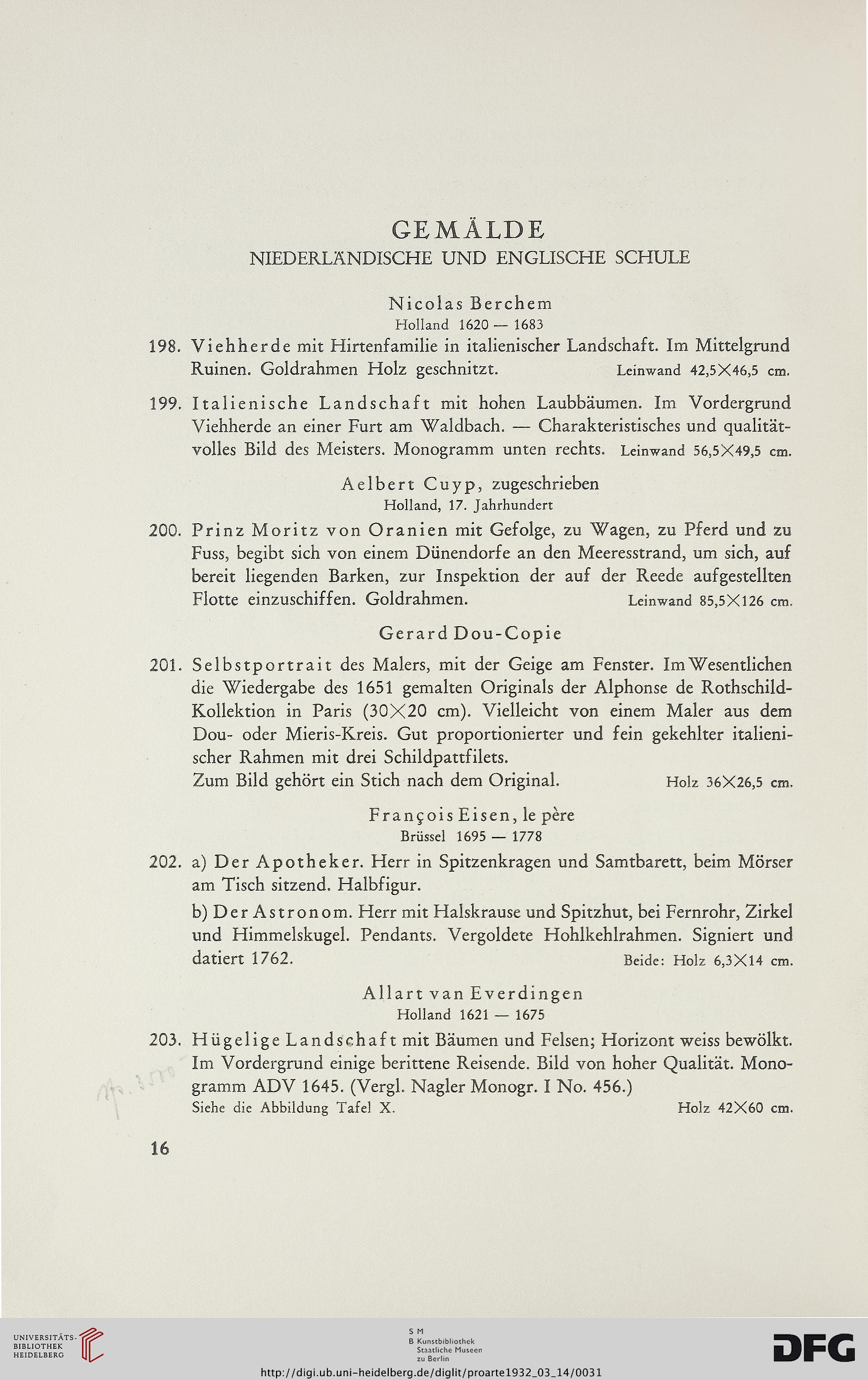 Kunsthaus Pro Arte <Basel> [Hrsg.]: Nachlass Dr. Theodor Engelmann ...