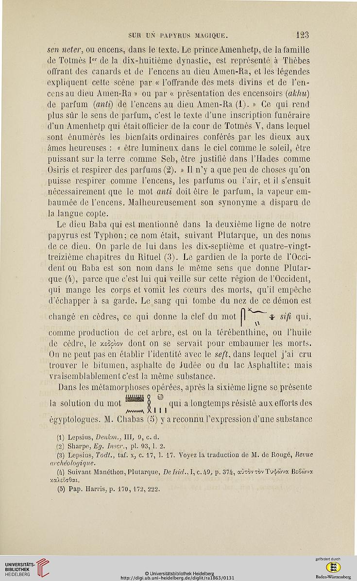 Revue Archeologique 7 1863