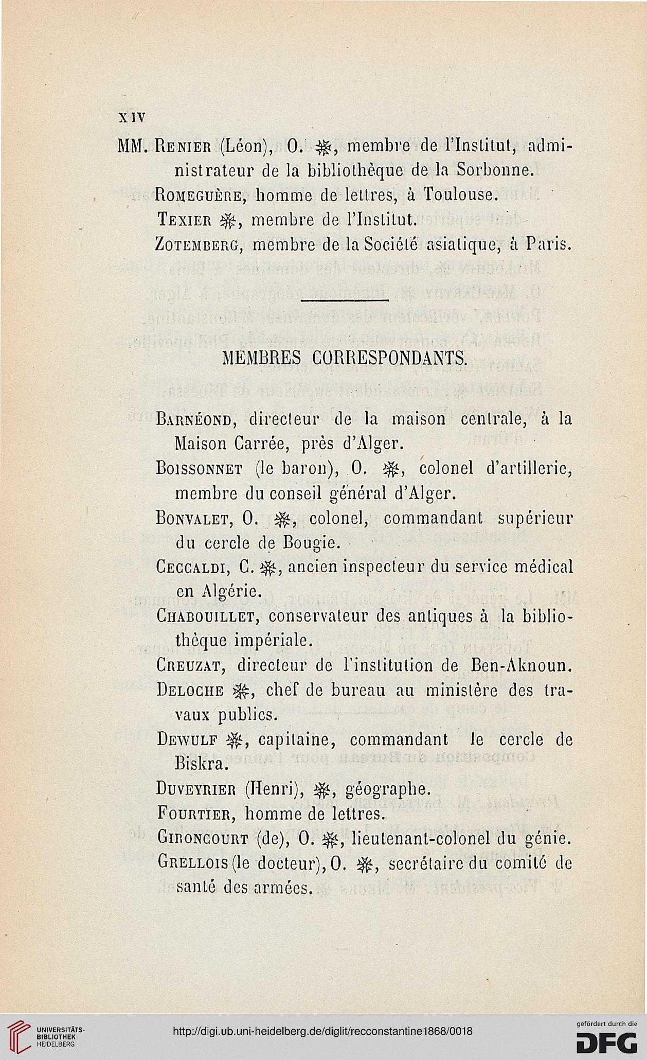 Recueil des notices et mémoires de la Société Archéologique de la