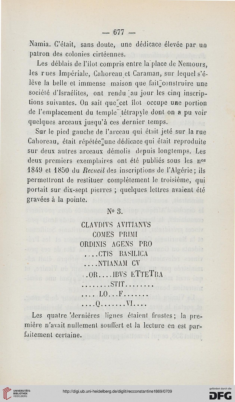 Recueil Des Notices Et Memoires De La Societe Archeologique De La