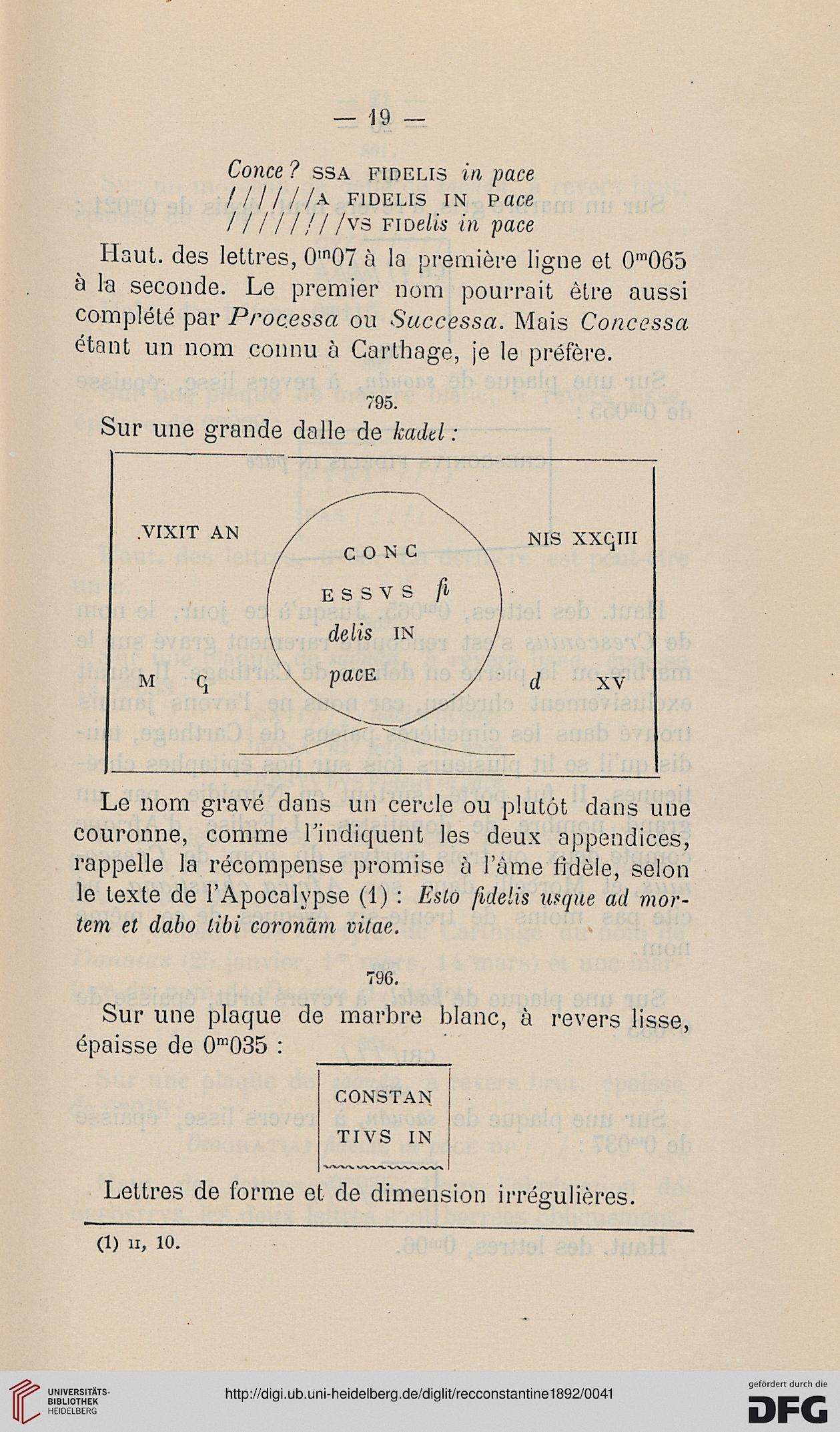 Recueil des notices et mémoires de la Société Archéologique du ...