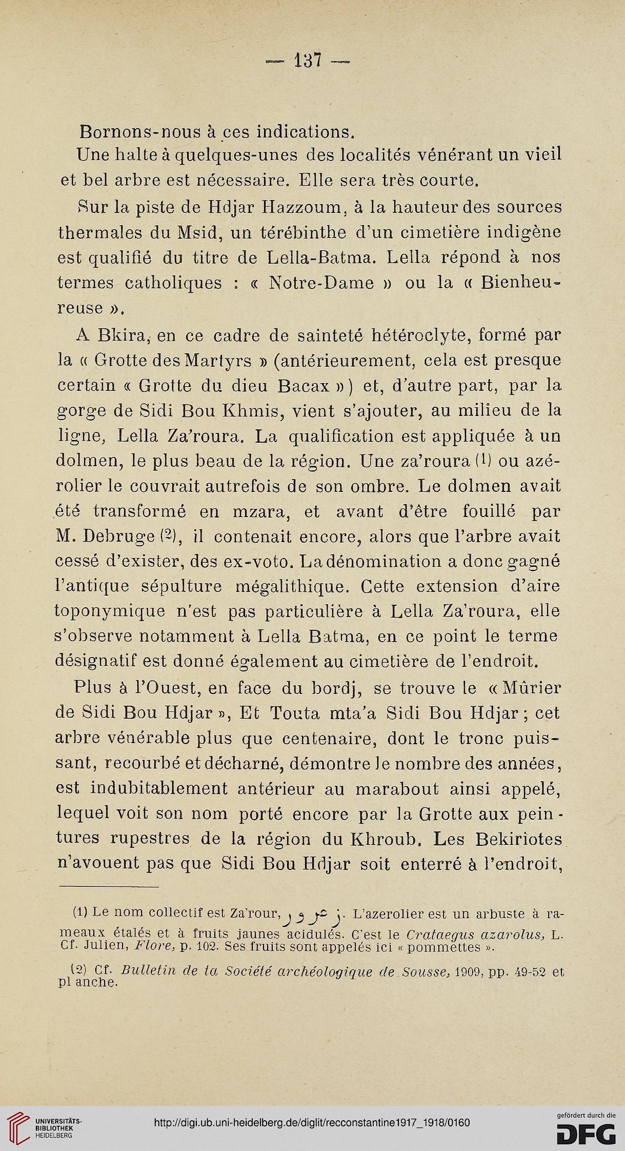 Recueil Des Notices Et Mémoires De La Société Archéologique Du