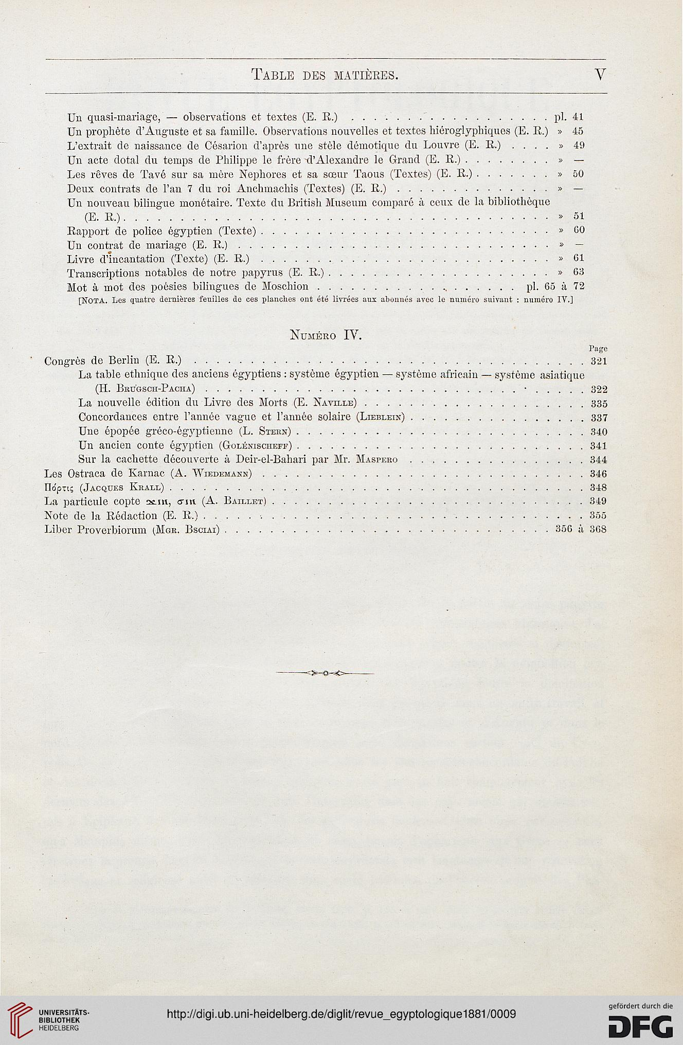 Revue égyptologique (2.1881)