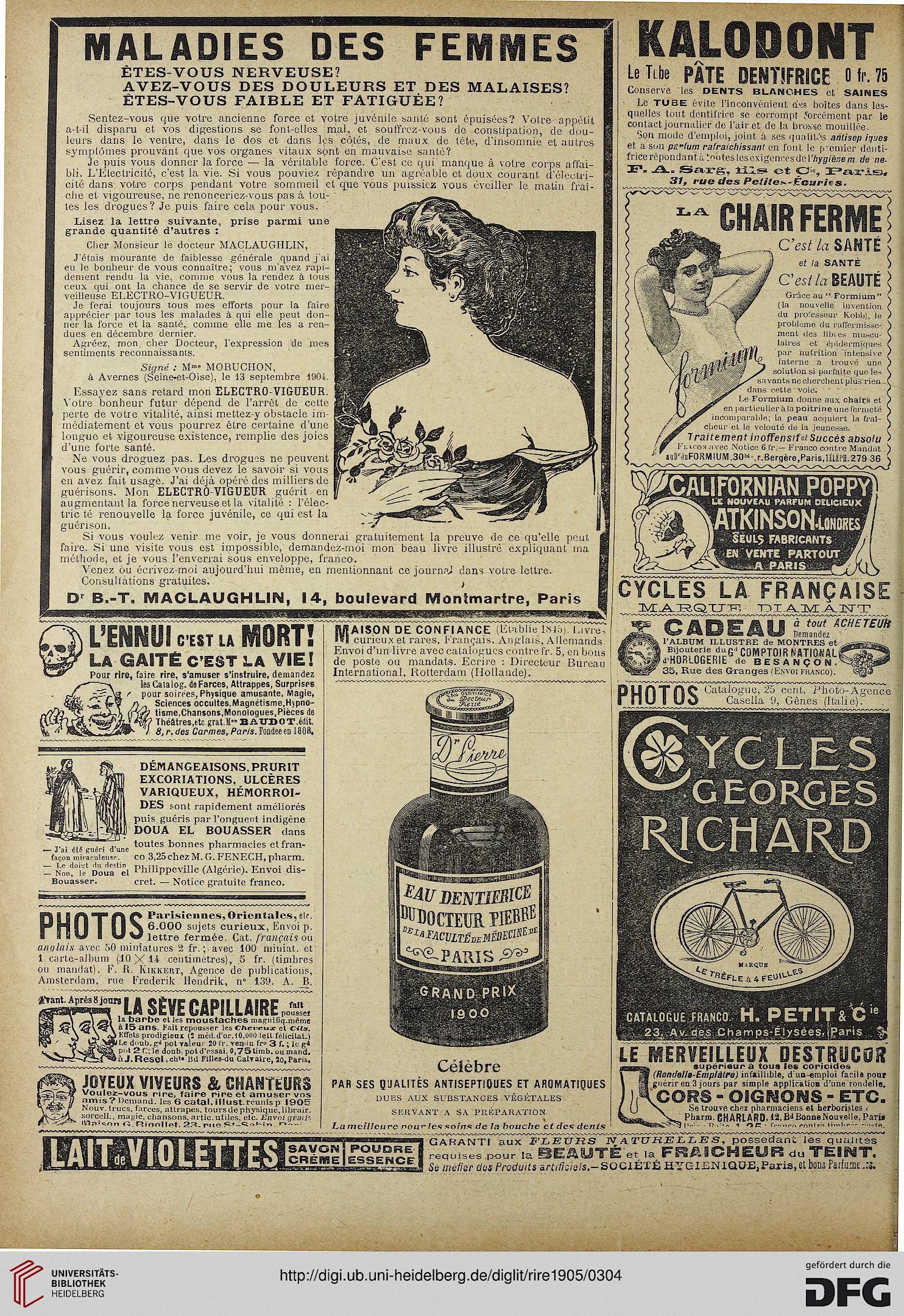 Le Rire Journal Humoristique NS 1905 Nr 101 152