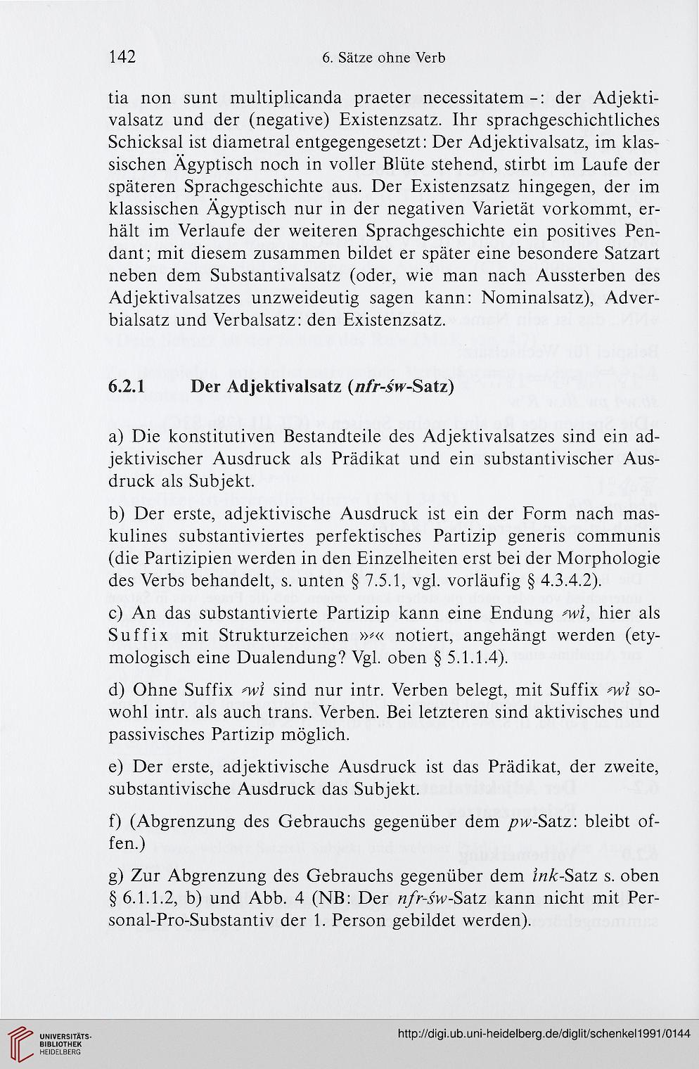 Schenkel, Wolfgang: Tübinger Einführung in die klassisch ...