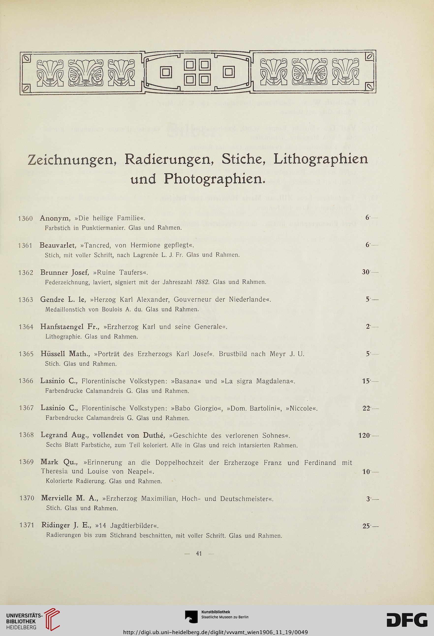 Kaiserlich-Königliches Versatz-, Verwahrungs- und Versteigerungsamt ...