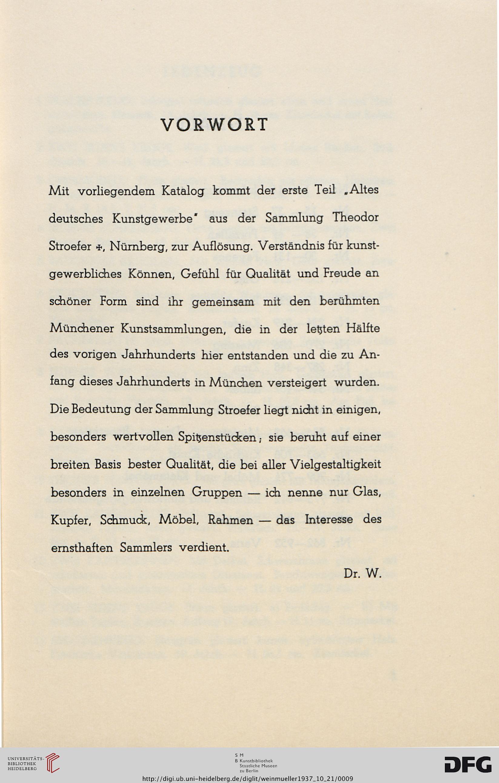 Münchener Kunstversteigerungshaus Adolf Weinmüller [Hrsg.]: Sammlung ...