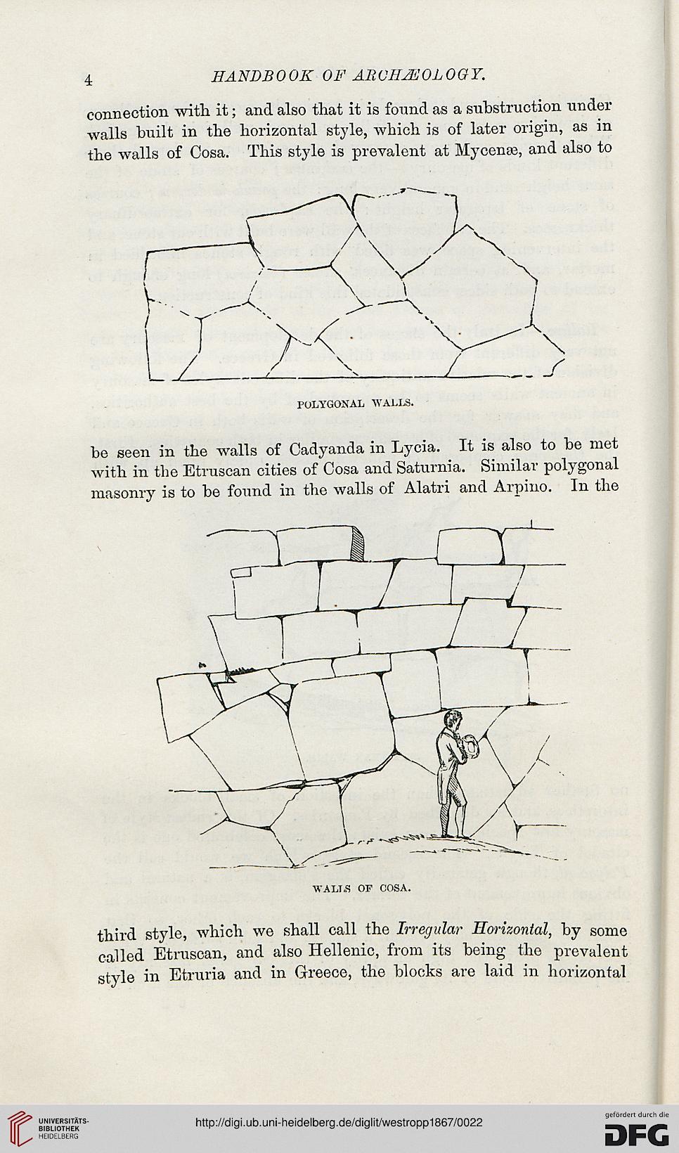 Westropp, Hodder M : Handbook of archaeology: Egyptian