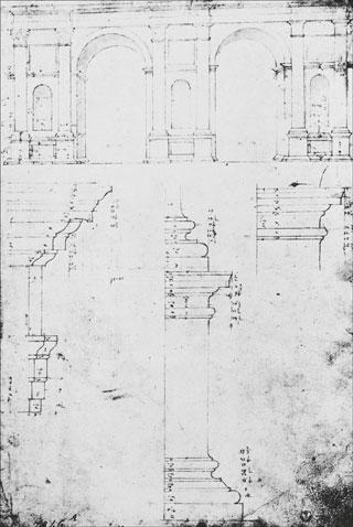 G nther hubertus das studium der antiken architektur in for Studium der architektur