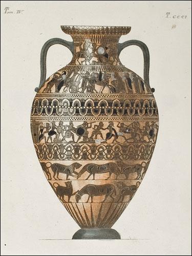Inghirami francesco pitture di vasi etruschi per for Vasi antichi